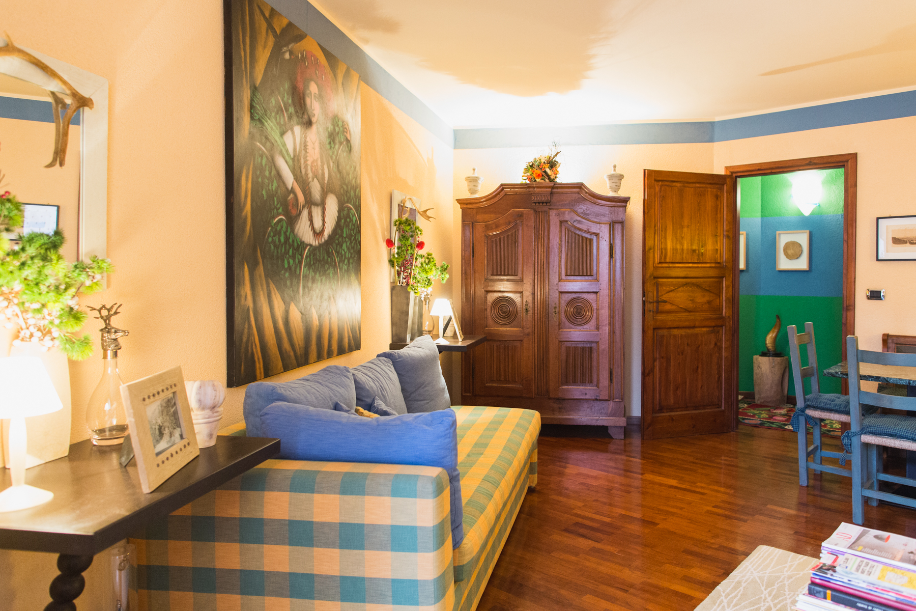 Additional photo for property listing at Cozy apartment in Bardonecchia Viale della Vittoria Other Turin, Turin 10052 Italia
