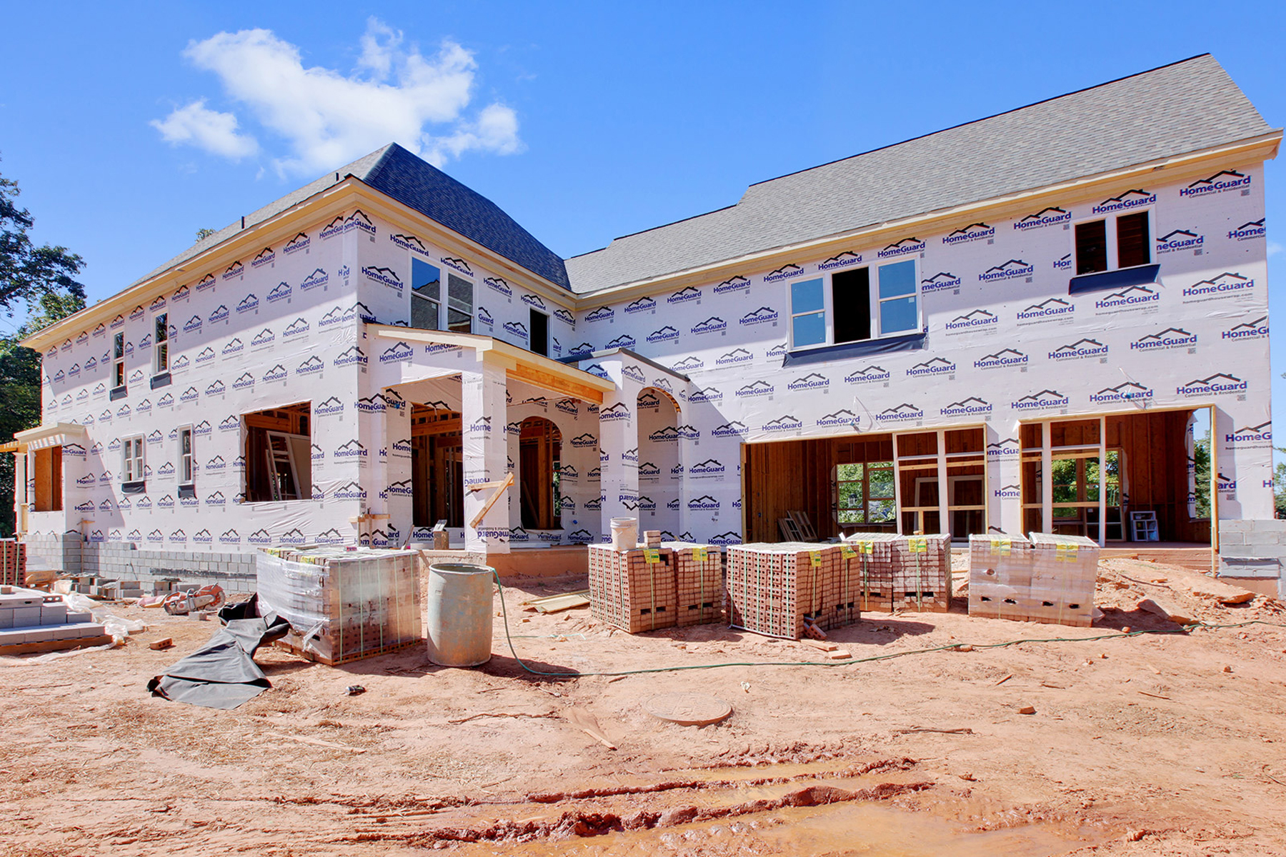 Property For Sale at New Construction Home In Brookhaven