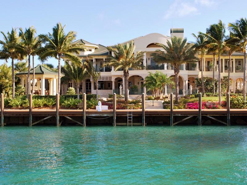 Einfamilienhaus für Verkauf beim Ocean Club Estates Sea Level Paradise Island, New Providence/Nassau 0 Bahamas
