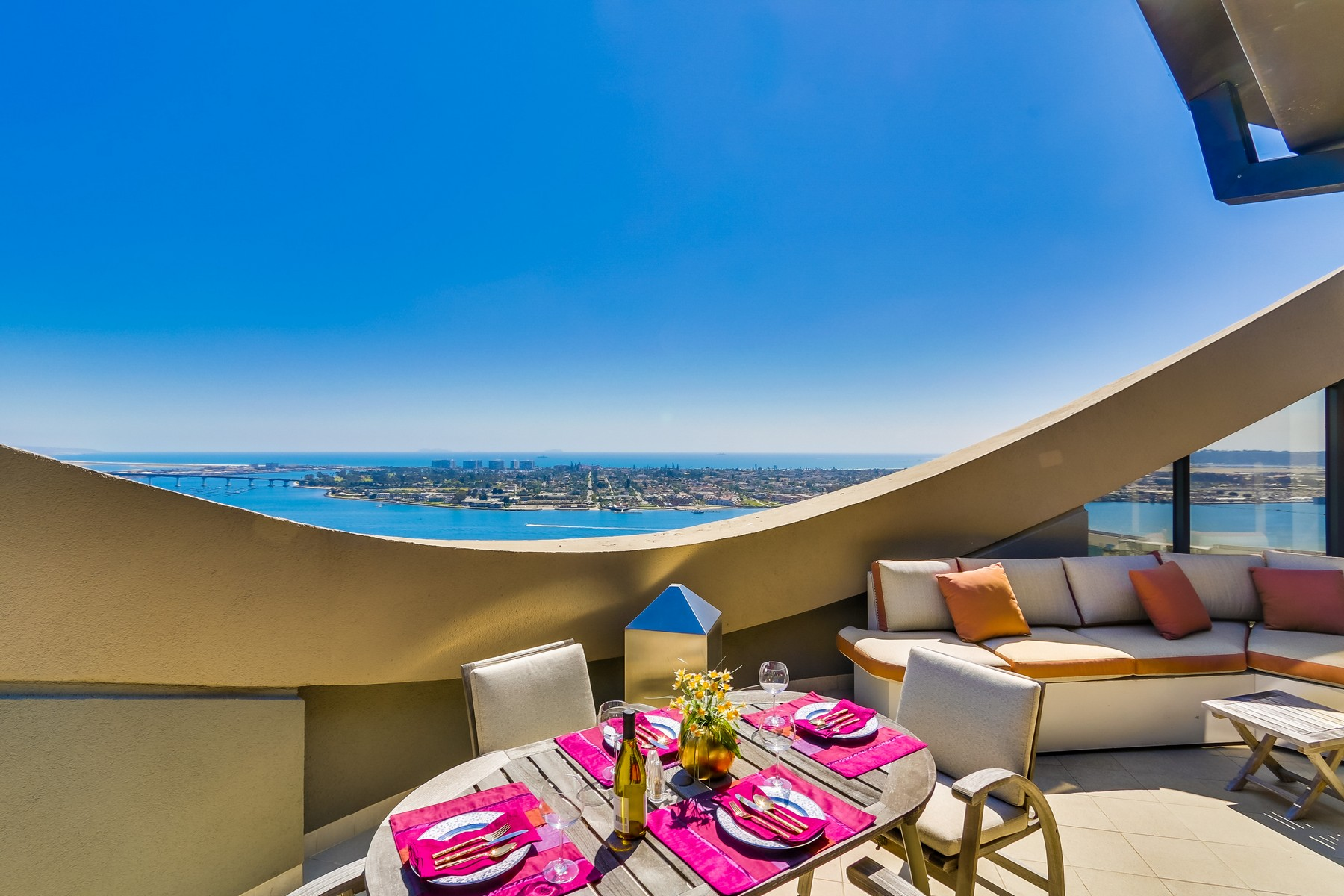 Condominium for Sale at Harbor Club 200 Harbor Drive 3901 Marina, San Diego, California, 92101 United States