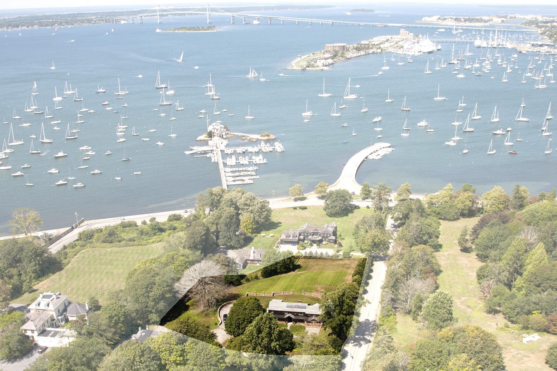 土地 のために 売買 アット Harborview 21 Chastellux Avenue Newport, ロードアイランド, 02840 アメリカ合衆国