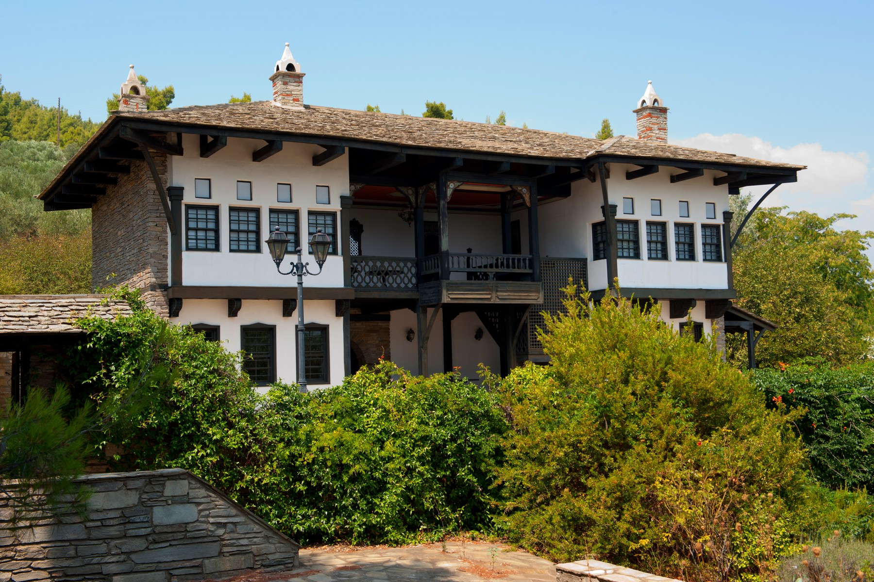 Single Family Home for Sale at Traditional Villa in Chalkidiki Other Greece, Other Areas In Greece, Greece