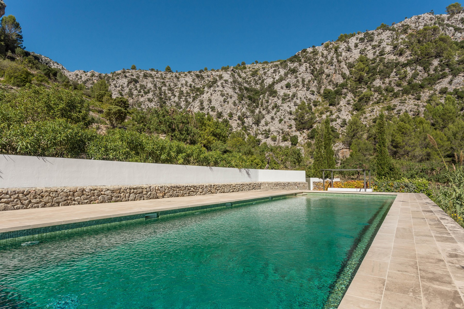 Single Family Home for Sale at Idyllic manor in the mountains Selva, Mallorca, 07013 Spain