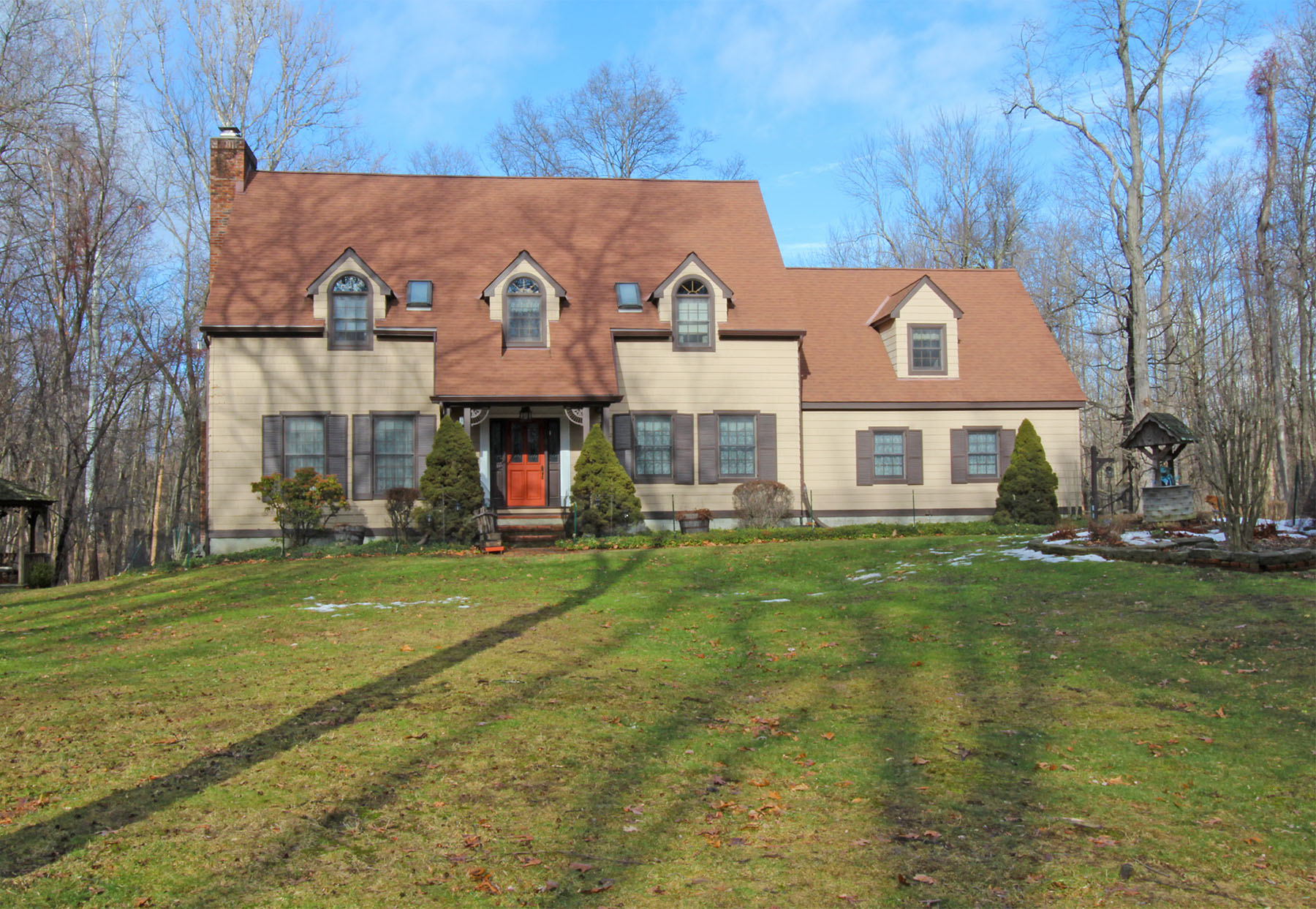 Single Family Home for Sale at Peacock Road 5 Peacock Road Rhinebeck, New York 12572 United States