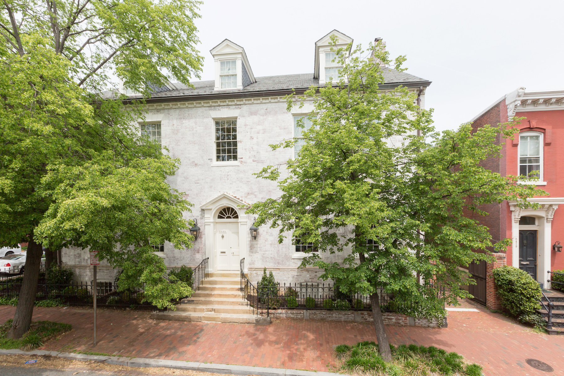 Single Family Home for Sale at Georgetown 3425 Prospect St NW Georgetown, Washington, District Of Columbia 20007 United States