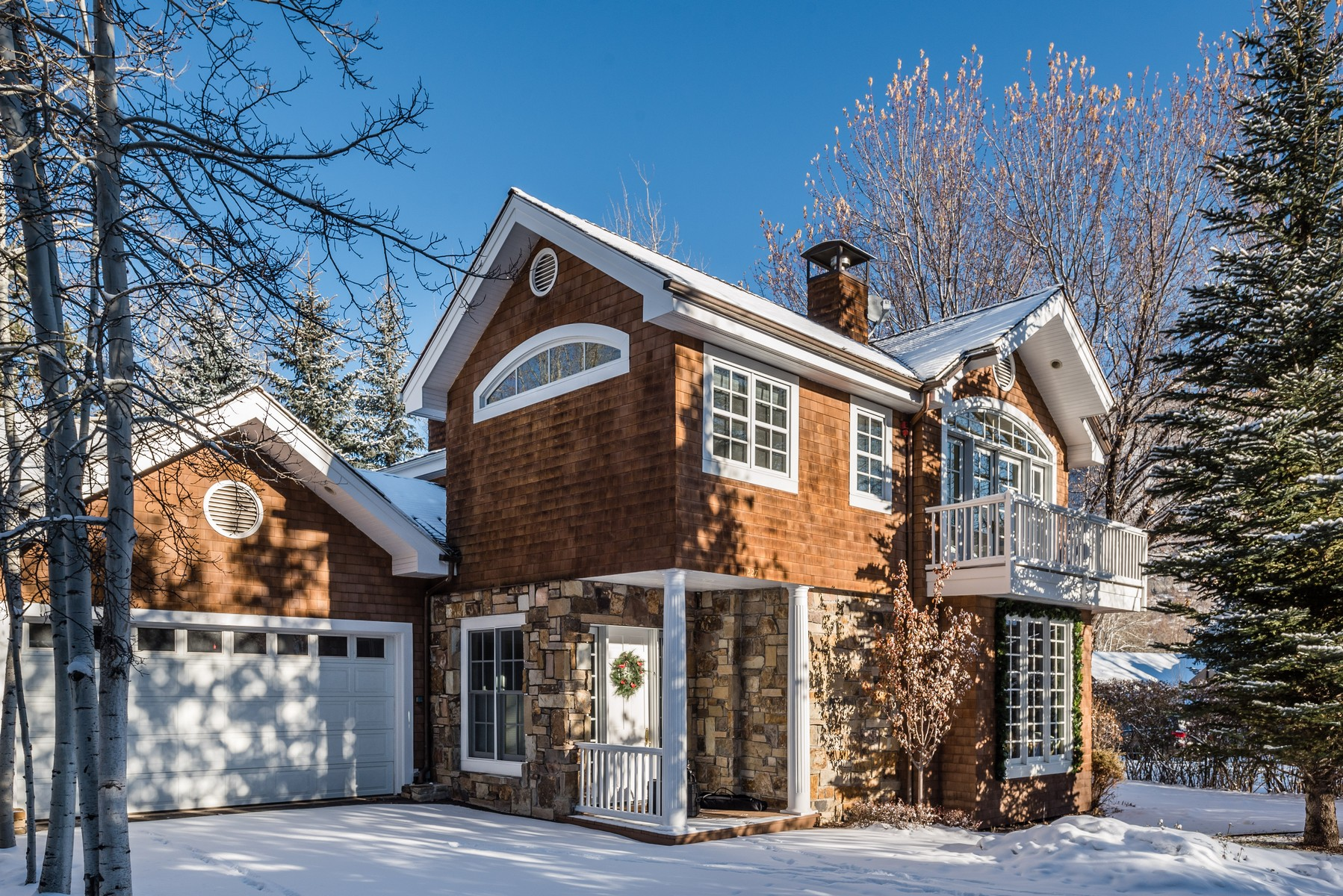 Duplex for Sale at Light & Bright on Snowbunny Lane 1227 Snowbunny Lane Aspen, Colorado 81611 United States