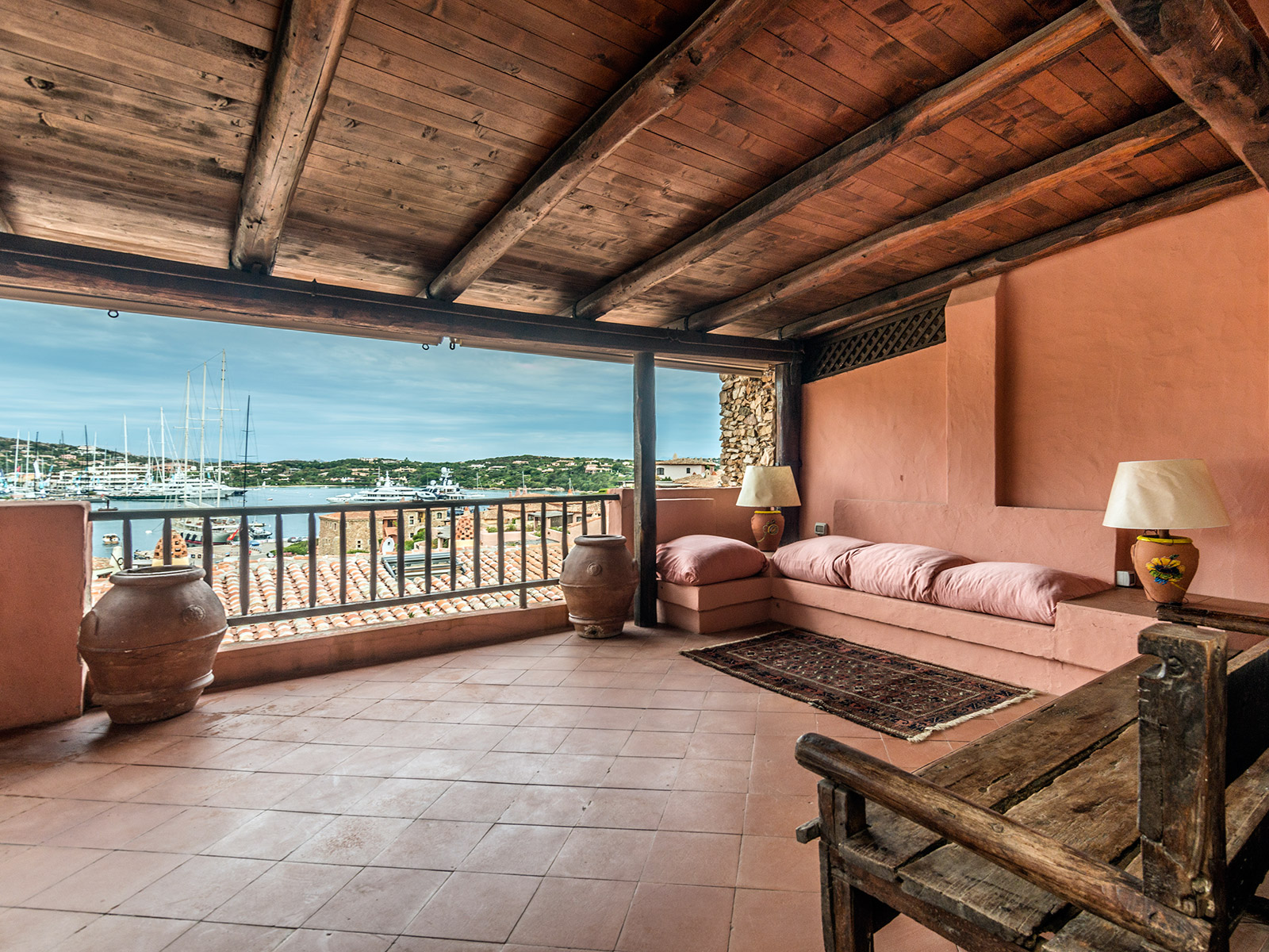 Single Family Home for Sale at Harbor front residence in gated community Porto Cervo Porto Cervo, 07020 Italy