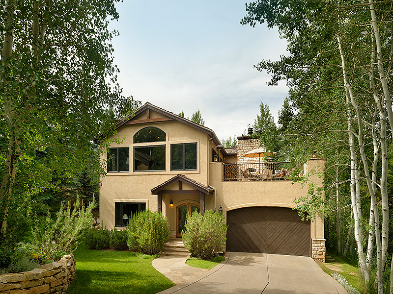 Single Family Home for Sale at Snowmass Village Retreat 89 Beaver Court Snowmass Village, Colorado 81615 United States