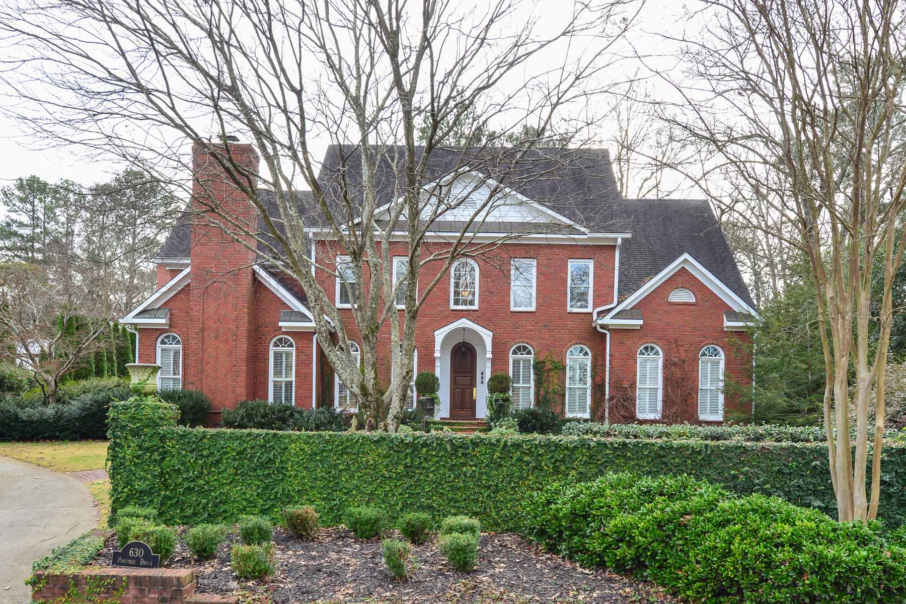 sales property at Designer's custom build-Best of all Worlds, Estate in City of Decatur