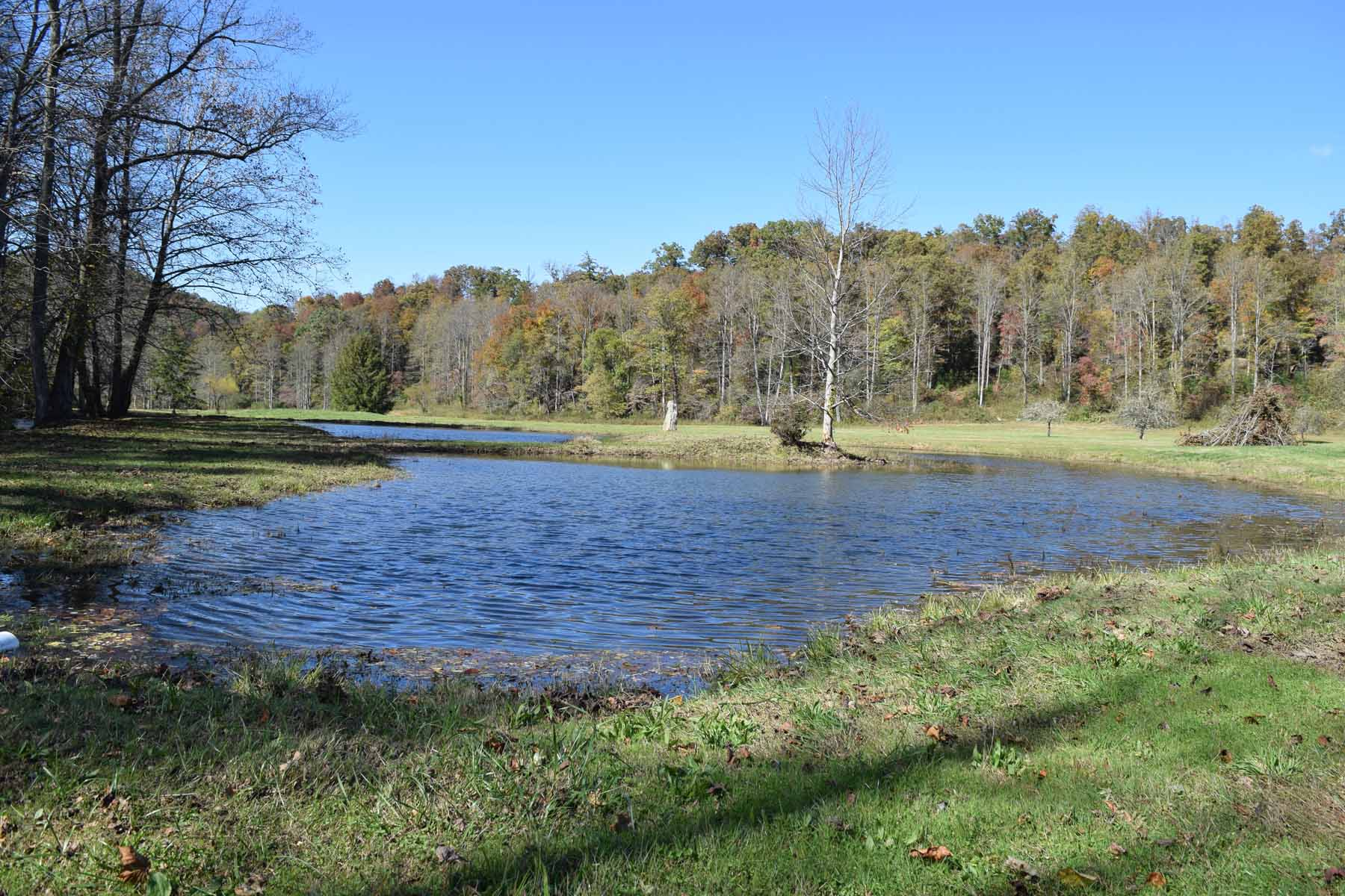 Additional photo for property listing at Spectacular ridgetop tract ideal for development! 0 Canaan Valley Road Lot I Suches, Georgia 30572 Stati Uniti