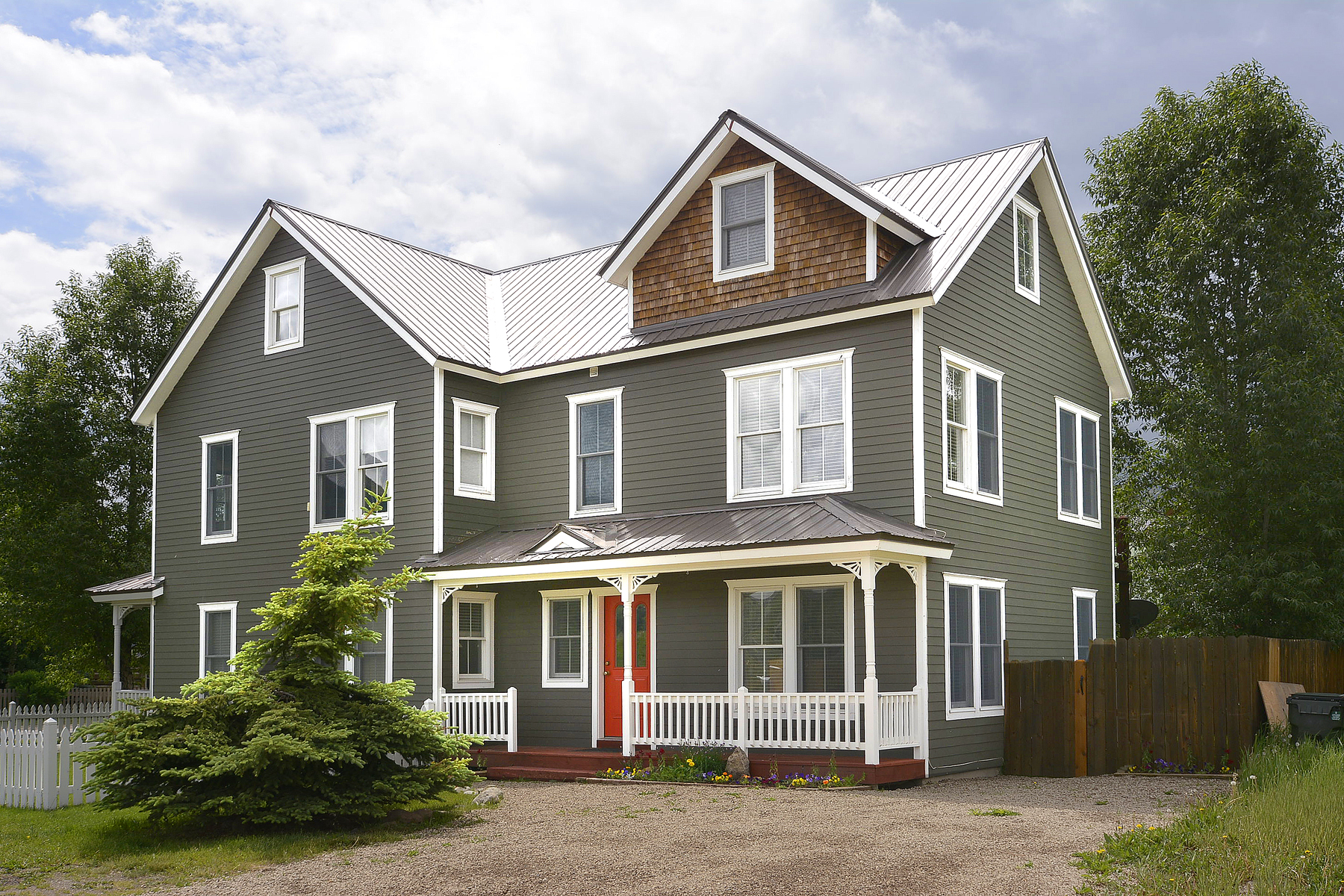 Single Family Home for Sale at Exquisite Townhome 1 Seventh Street Unit B Crested Butte, Colorado 81224 United States