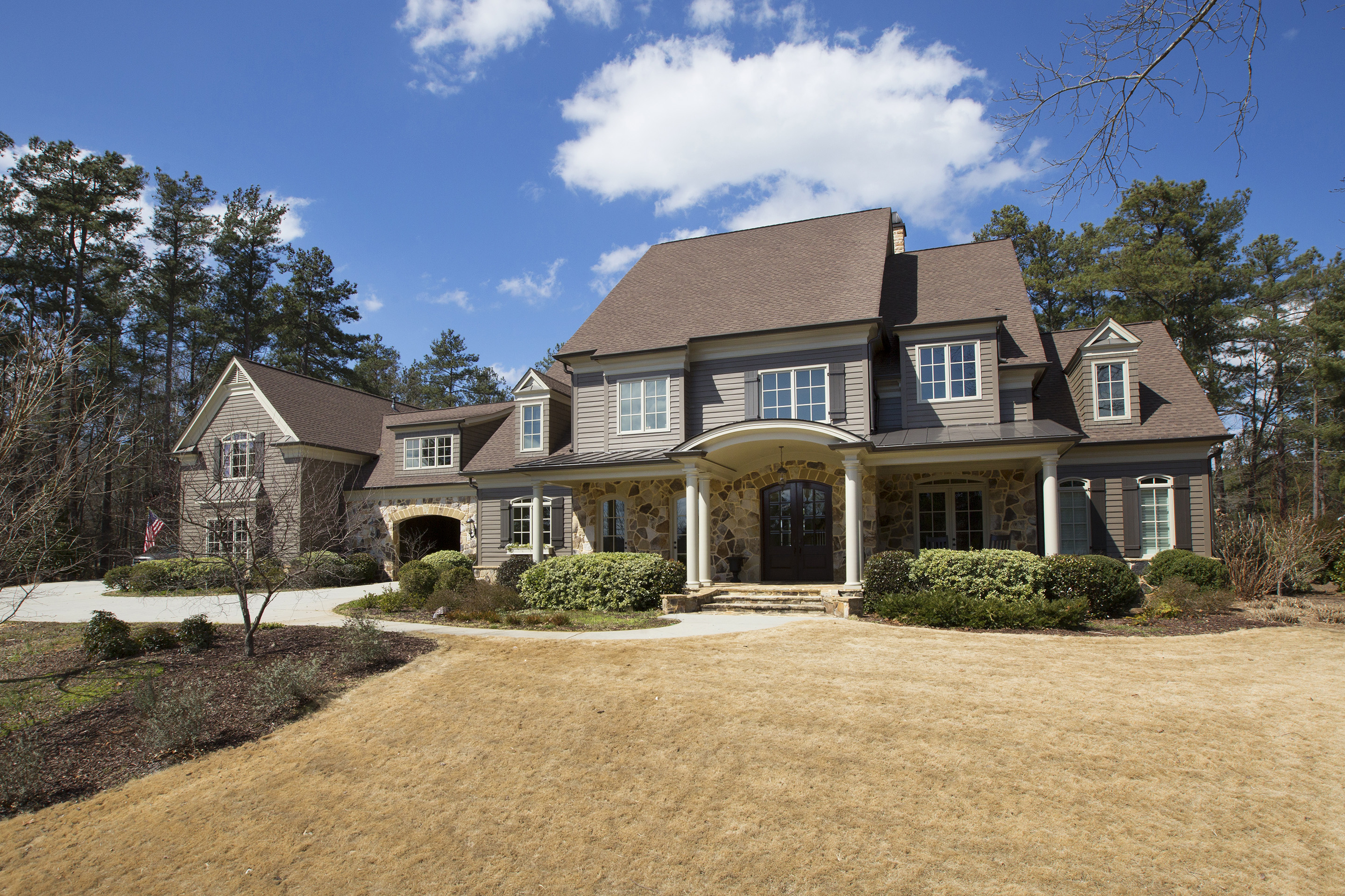 sales property at Custom Waterfront Home on Lake Lanier