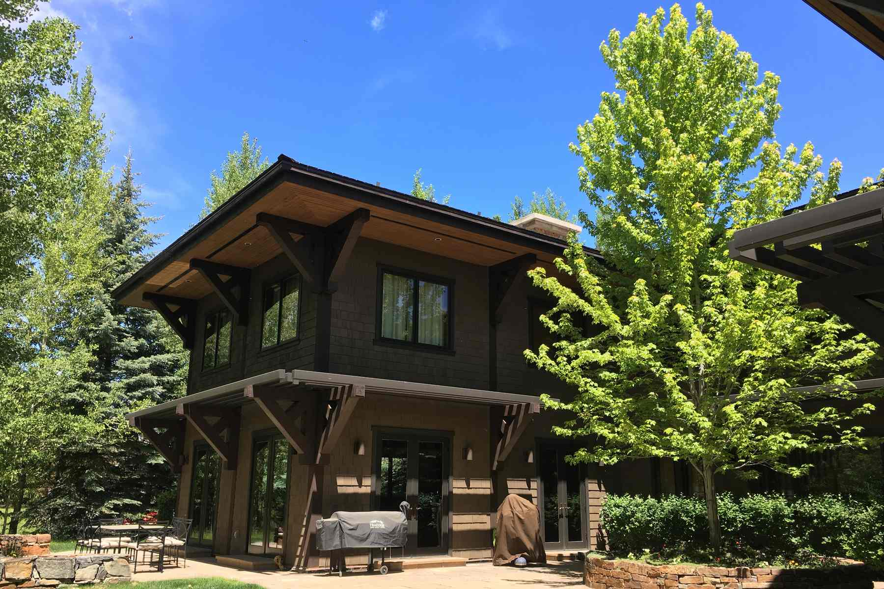 Additional photo for property listing at Exquisite Lane Ranch Home 51 E. Lane Ranch Rd Sun Valley, Idaho 83353 Estados Unidos