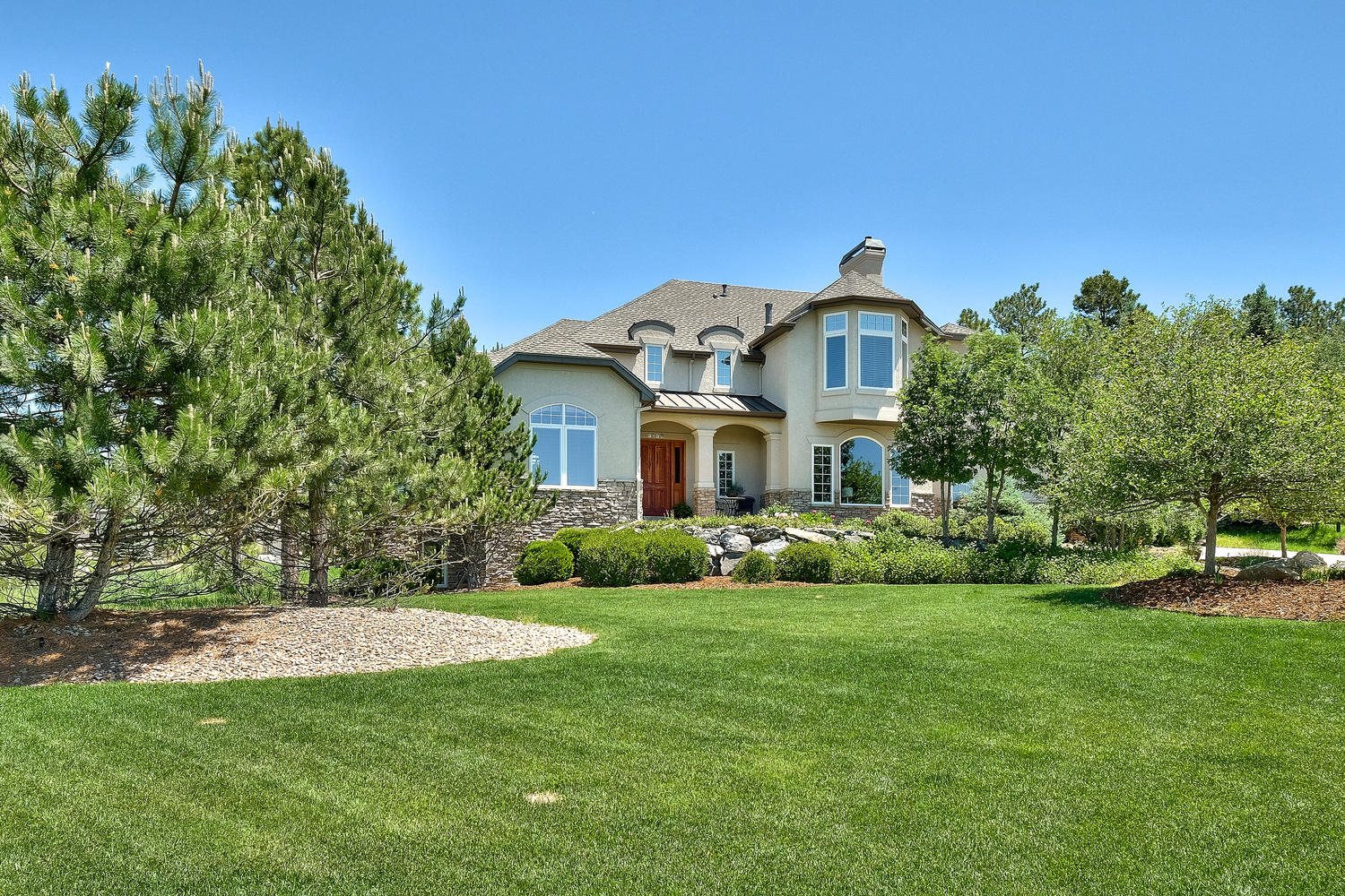 sales property at Extraordinary Forest Glen Two Story Home with Picturesque, Natural Lighting