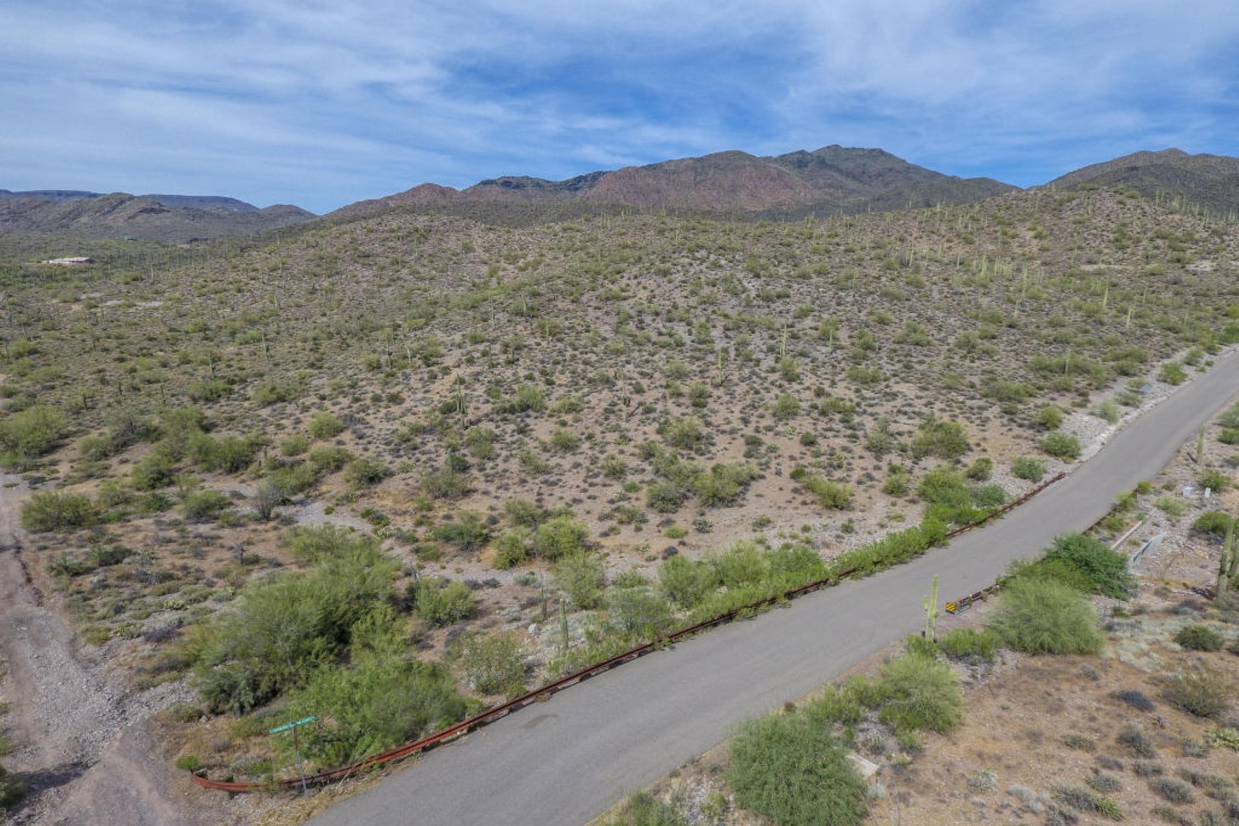 sales property at Beautiful hillside lots in the town of Cave Creek