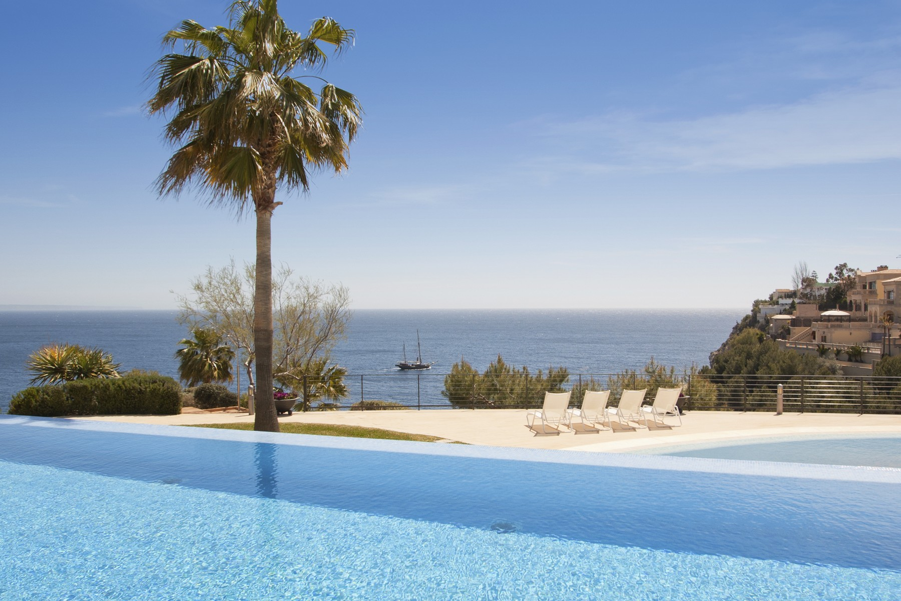 Apartment for Sale at Spacious front line Penthouse in Sol de Mallorca Sol De Mallorca, Mallorca 07181 Spain