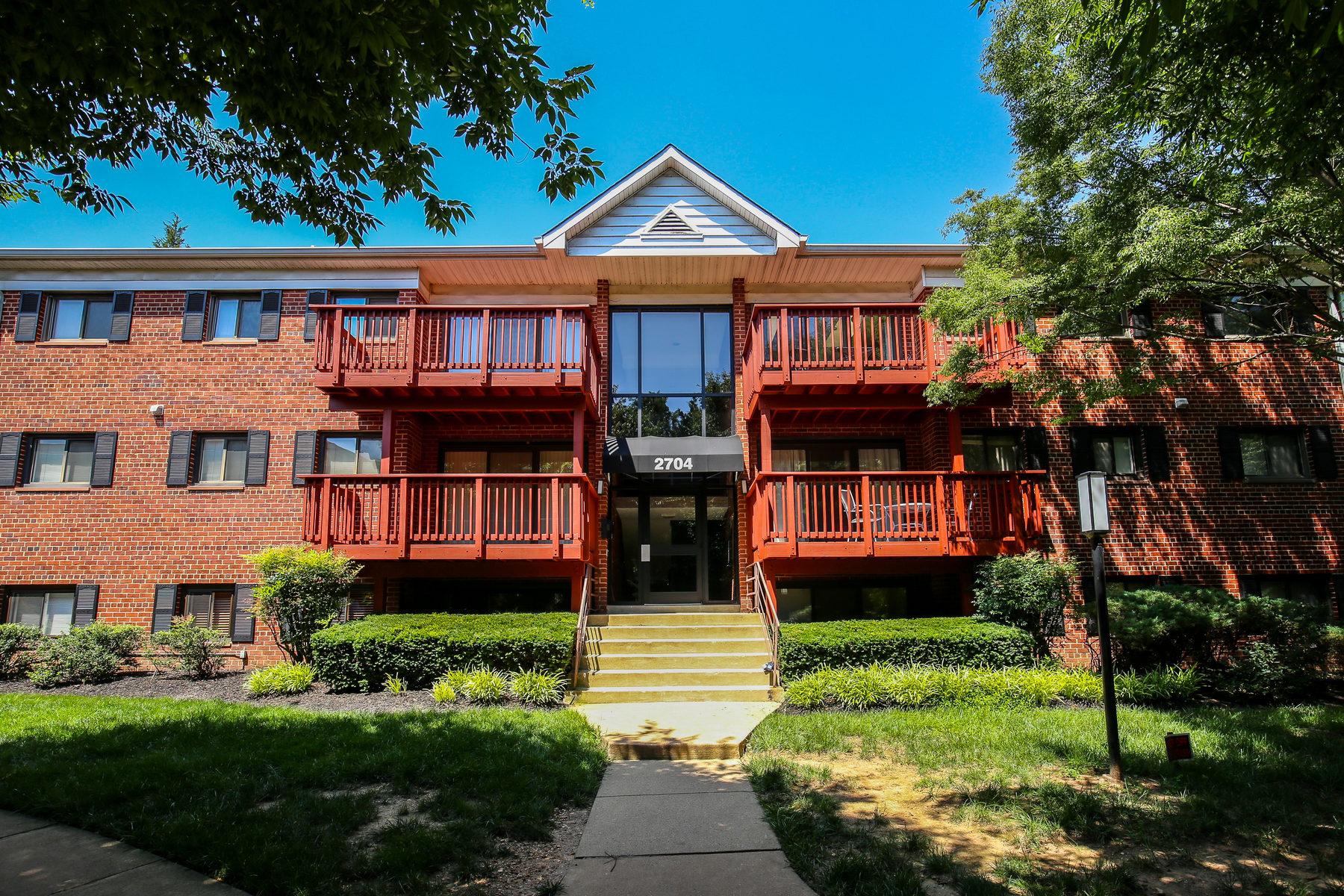 Condominium for Sale at 2704 Dartmouth Road 9, Alexandria 2704 Dartmouth Rd 9 Alexandria, Virginia 22314 United States