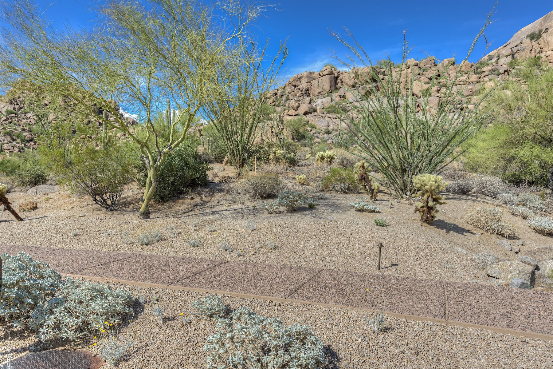Land for Sale at Nestled on the side of a spectacular mountain. 10585 E CRESCENT MOON DR 46 Scottsdale, Arizona 85262 United States