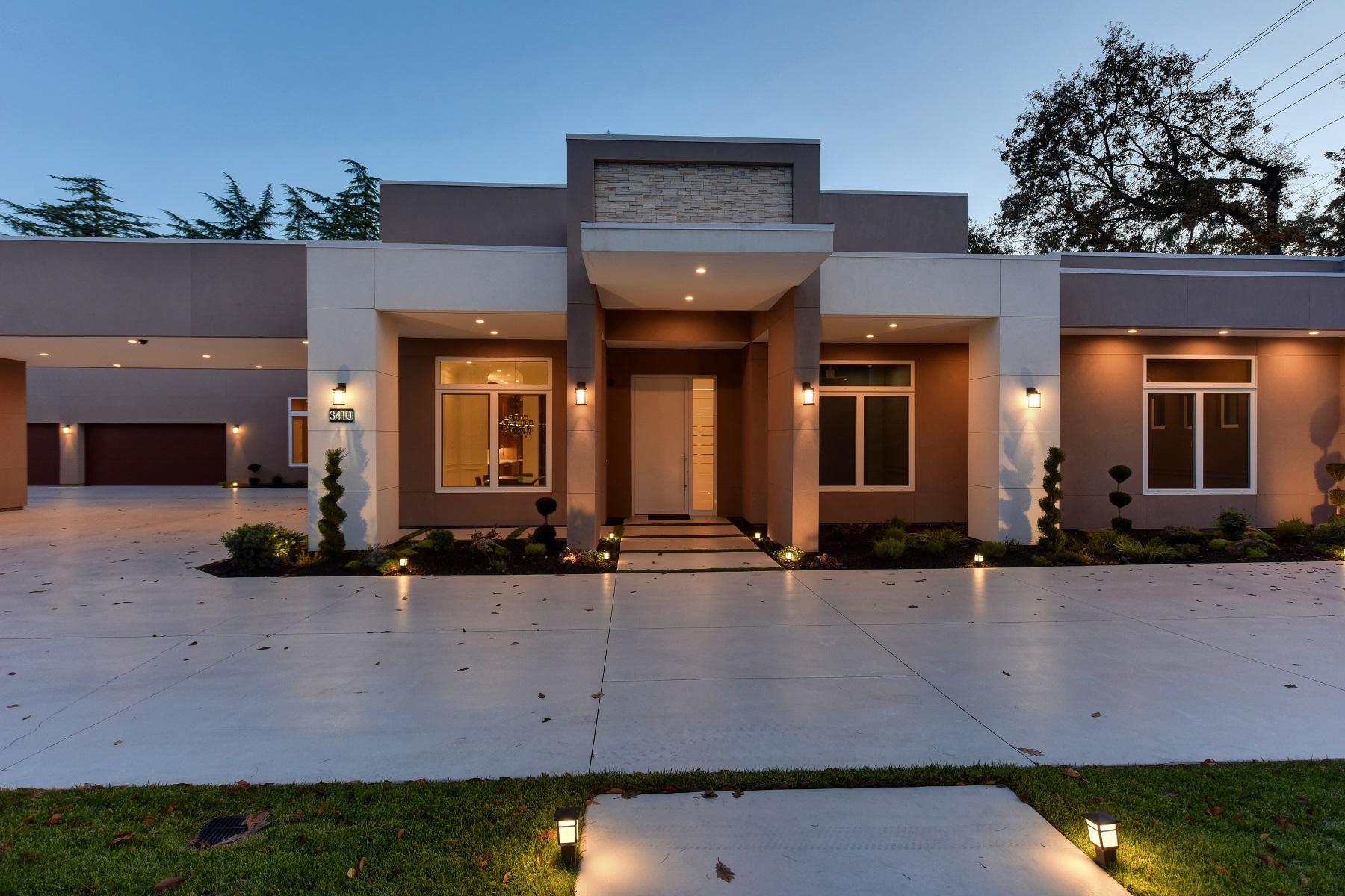 Частный односемейный дом для того Продажа на Adams 3410 Adams Rd Sacramento, 95864 Соединенные Штаты