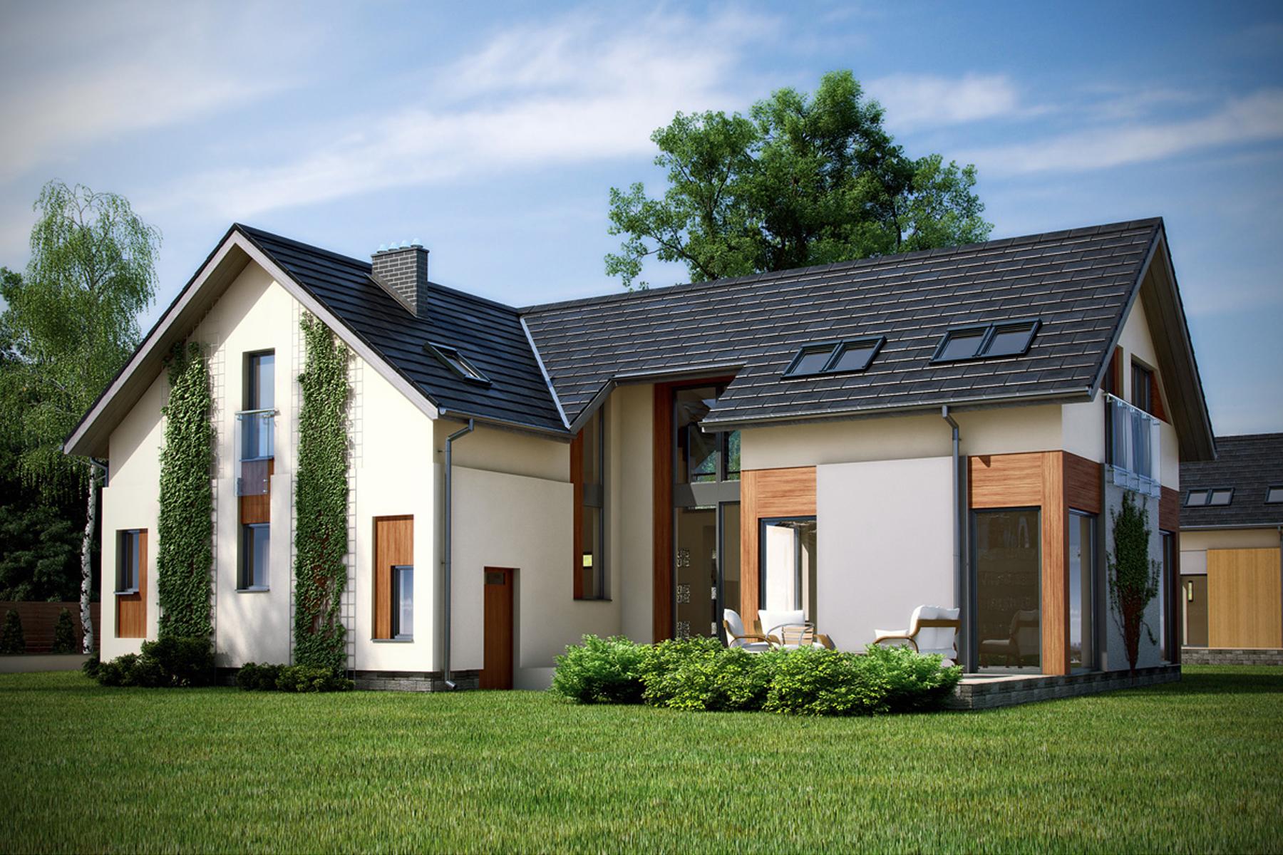 Einfamilienhaus für Verkauf beim Kraków Zielonki - Krakowskie Przedmieście Cracow, Malopolska, Polen