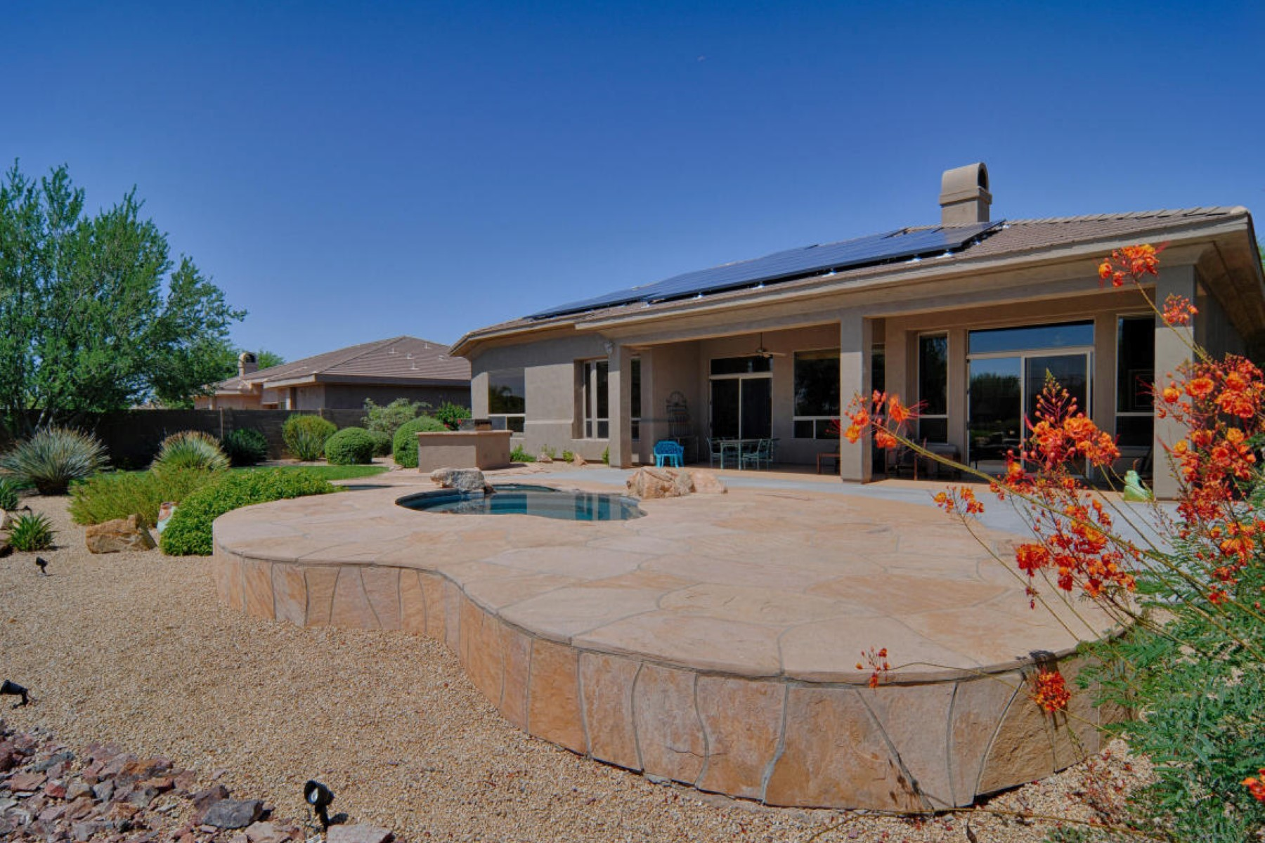Property Of Beautifully Furnished Luxury Home In The Exclusive Pinnacle Peak Development