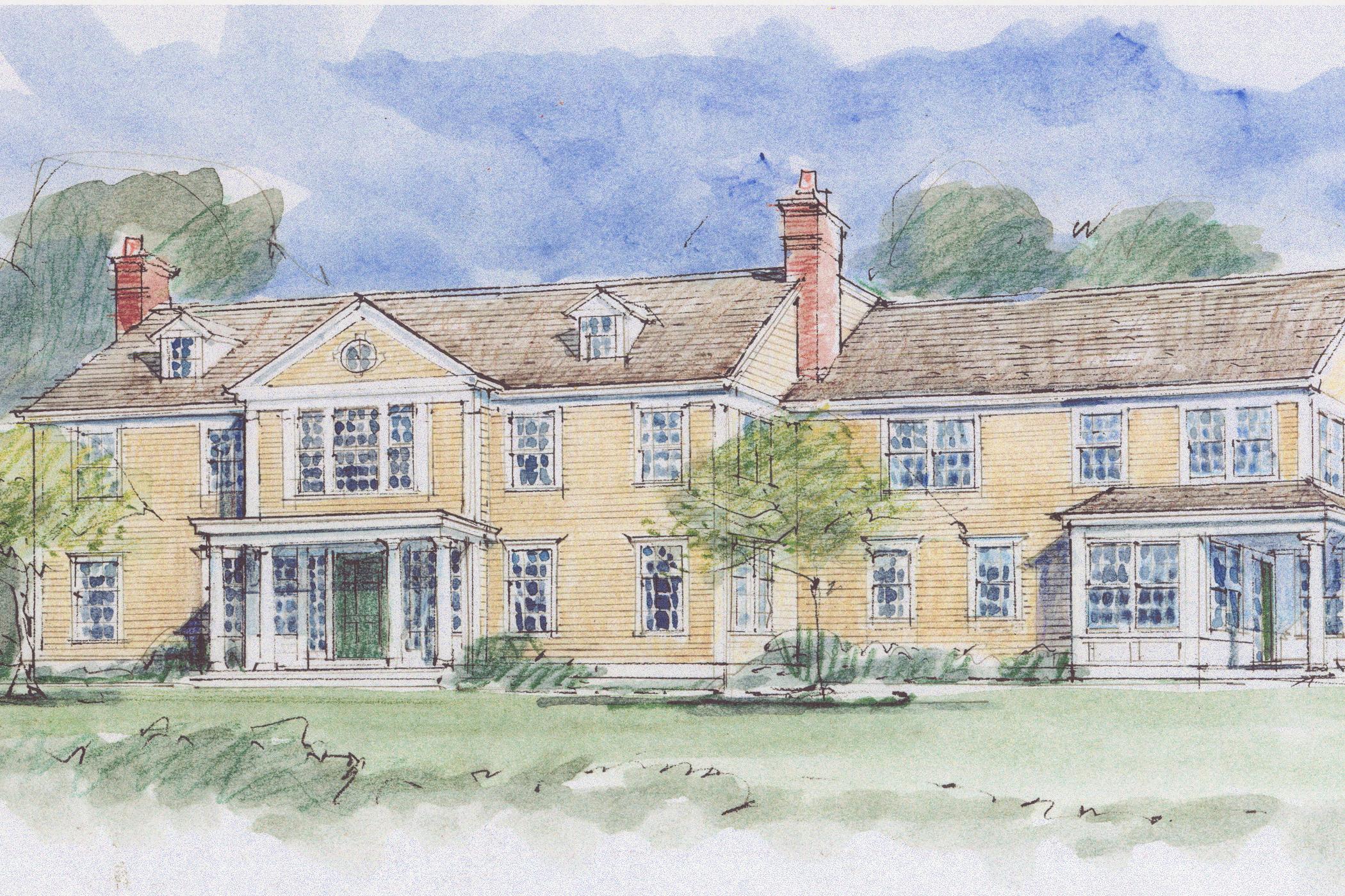 Villa per Vendita alle ore Estate Minutes from Downtown Boston 54 Myopia Rd Winchester, Massachusetts, 01890 Stati Uniti