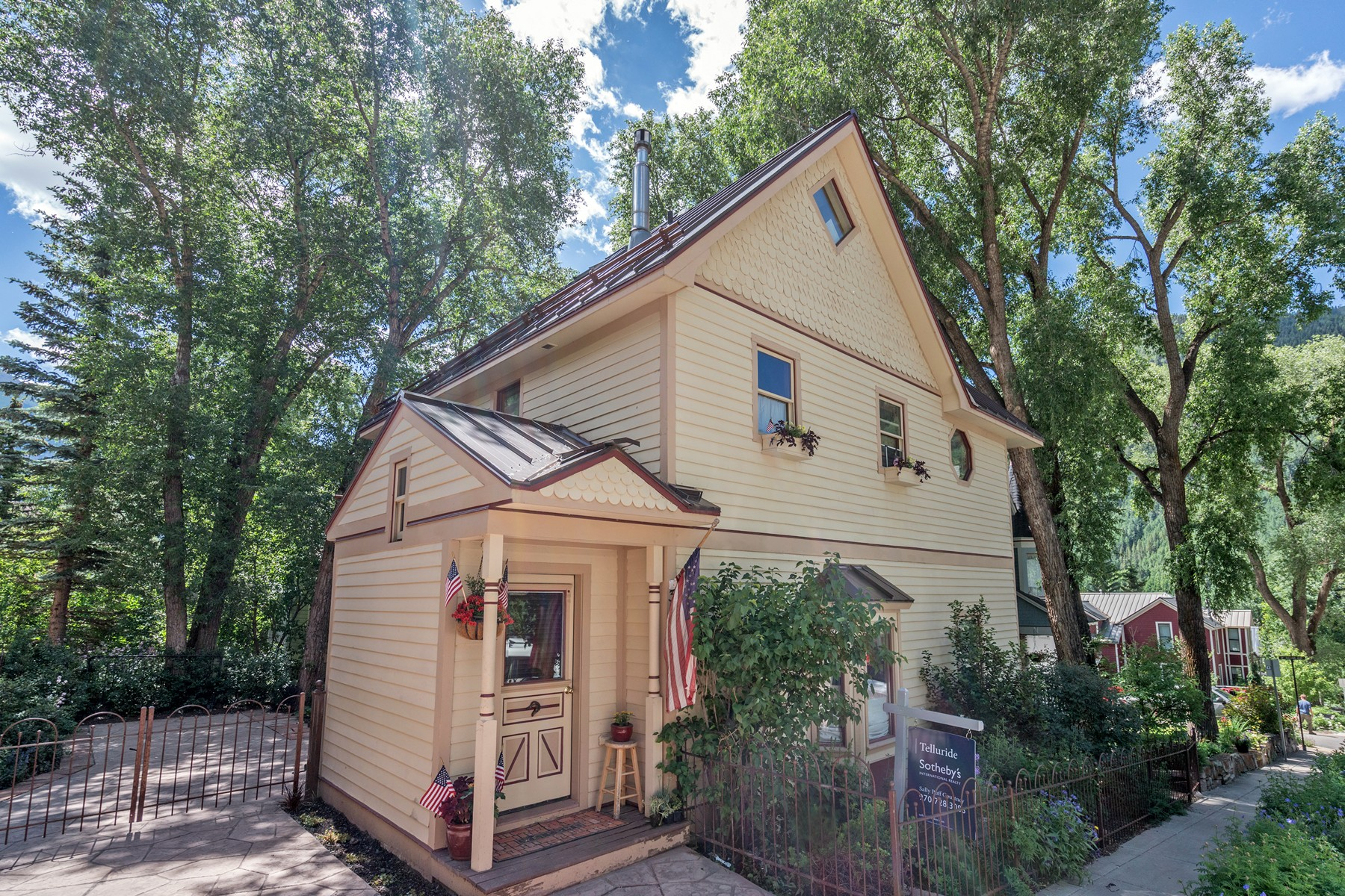 Single Family Home for Sale at 314 N. Oak Street Telluride, Colorado, 81435 United States