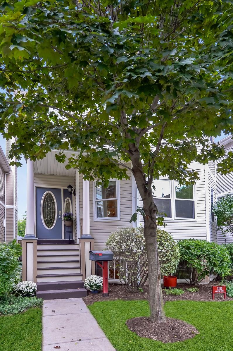 Moradia para Venda às Massive Home in Old Irving Park 3865 N Kenton Avenue Irving Park, Chicago, Illinois, 60641 Estados Unidos