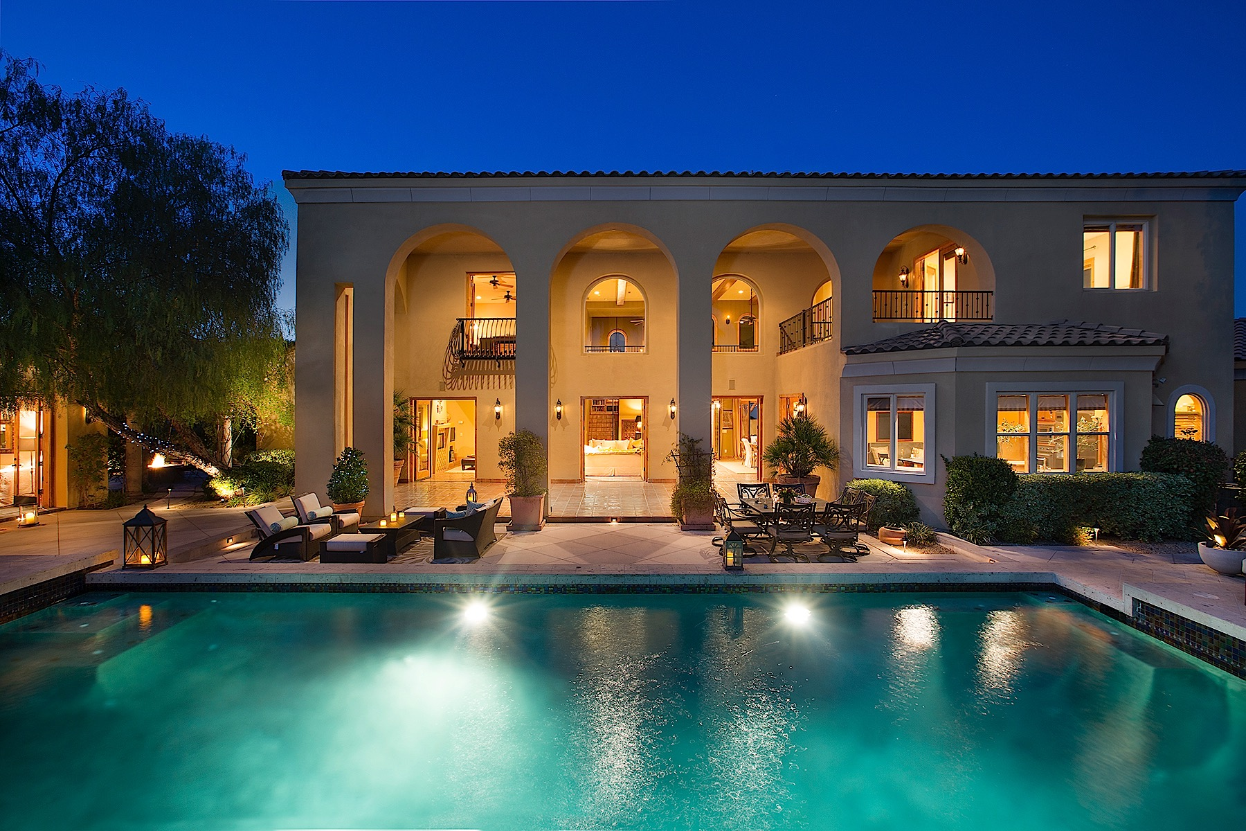 獨棟家庭住宅 為 出售 在 Casa Del Rey Las Vegas, 內華達州, 89117 美國