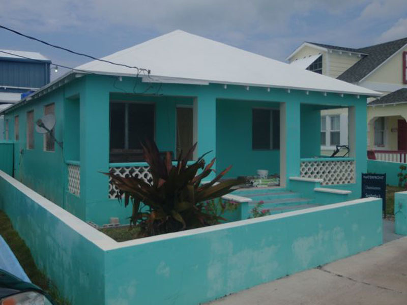 Additional photo for property listing at East End Waterfront Cottage - With Dock Spanish Wells Harbourfront Spanish Wells, Eleuthera 0 Bahamas