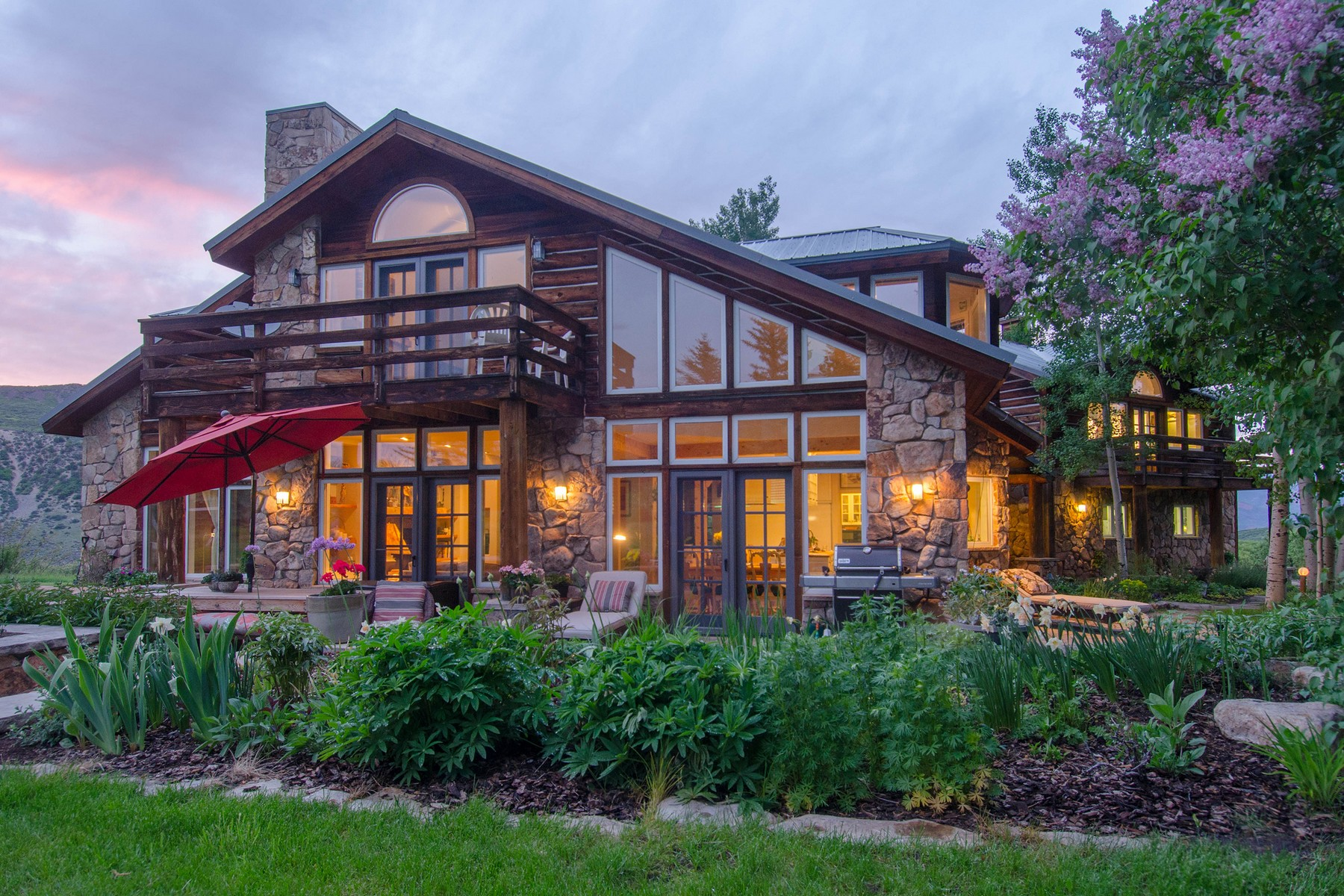 Single Family Home for Sale at Sopris Mountain Ranch 160 Spring Creek Road Basalt, Colorado, 81621 United States