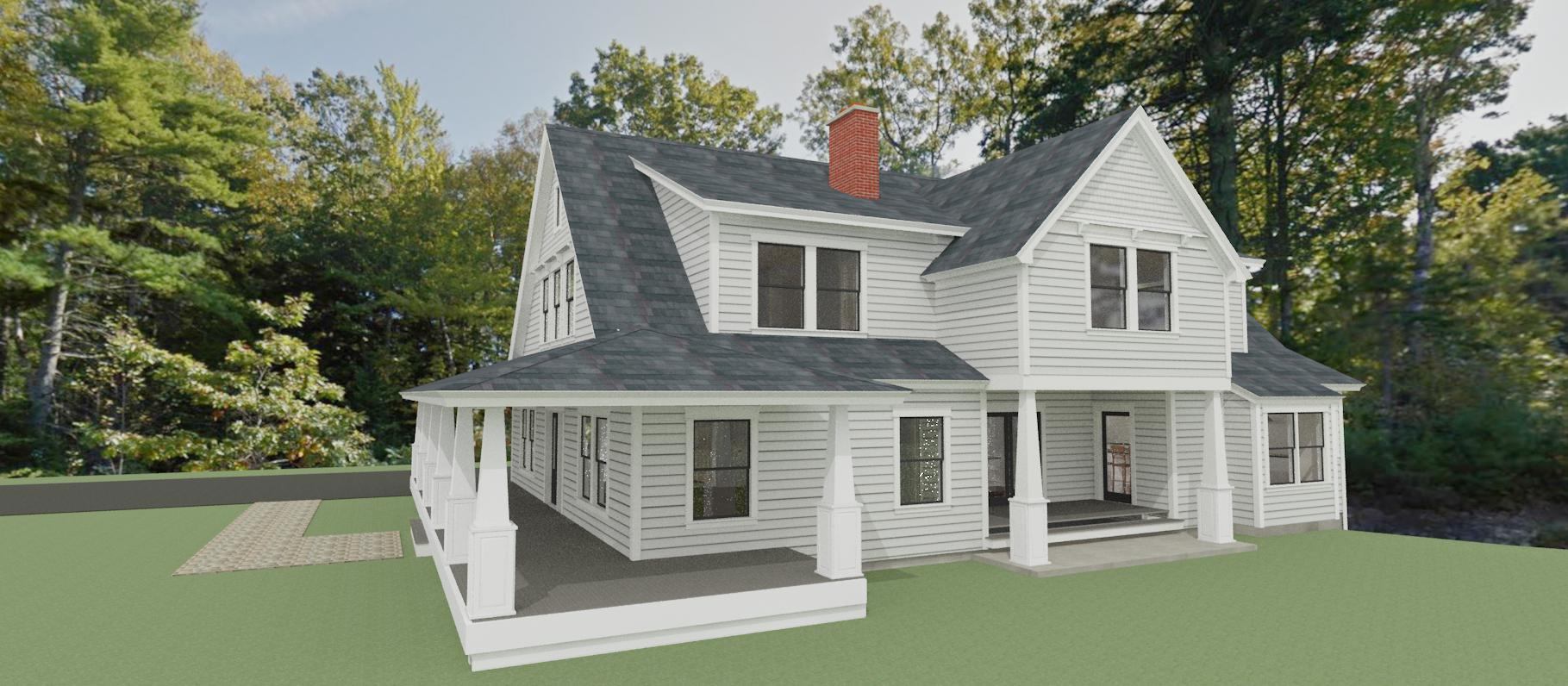 Single Family Home for Sale at 23 Tigerlily Lane Cape Elizabeth, Maine 04107 United States