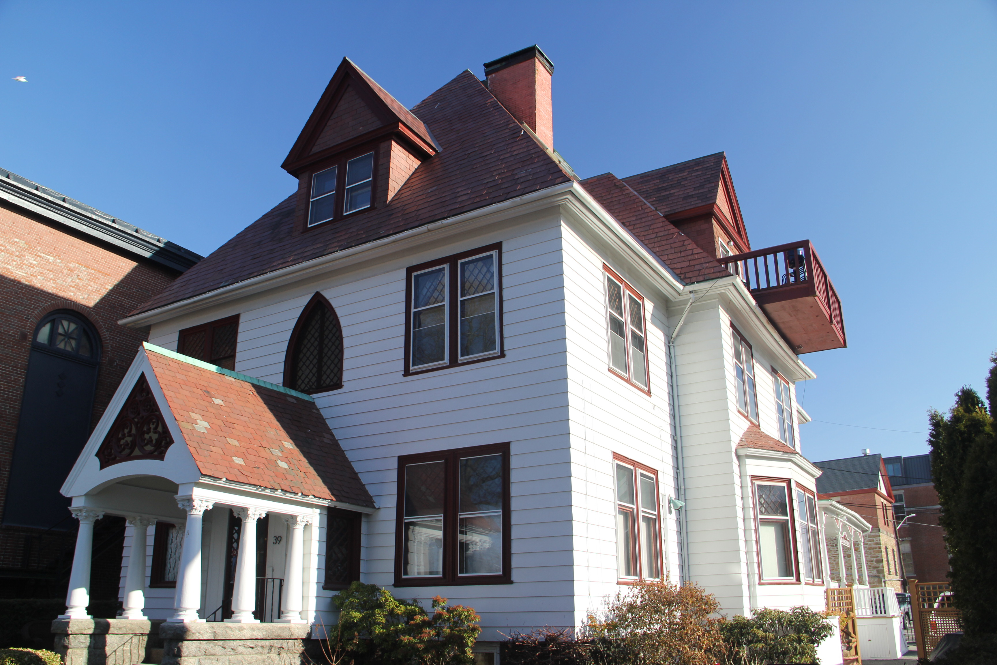 Multi-Family Home for Sale at Multi-Family on Historic Hill 39 Touro Street Newport, Rhode Island 02940 United States
