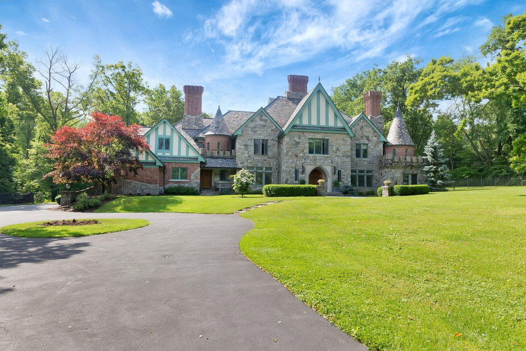 Single Family Home for Sale at The Watchung Castle 808 Valley Road Watchung, 07069 United States