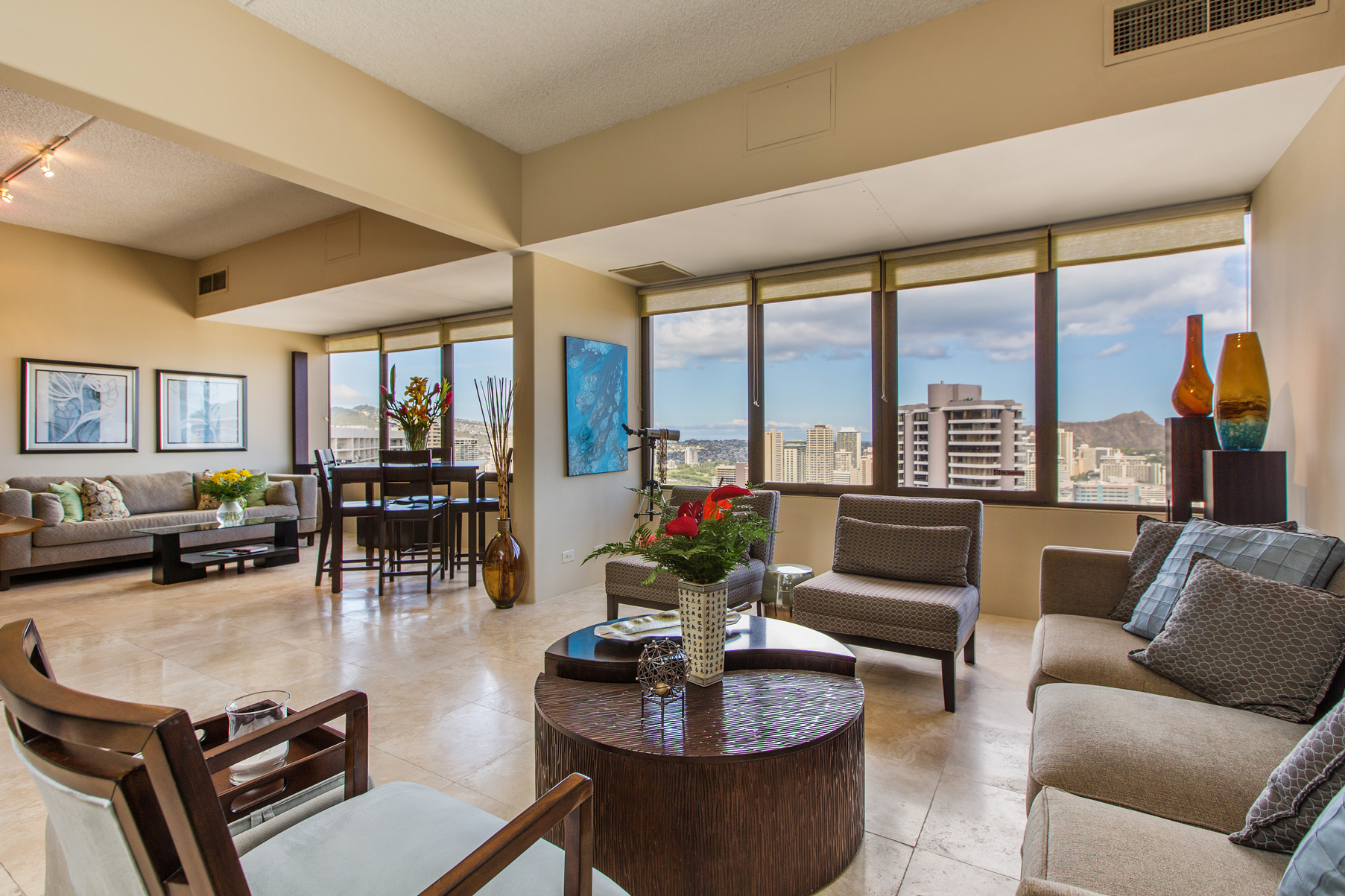 sales property at Breathtaking Diamond Head Views