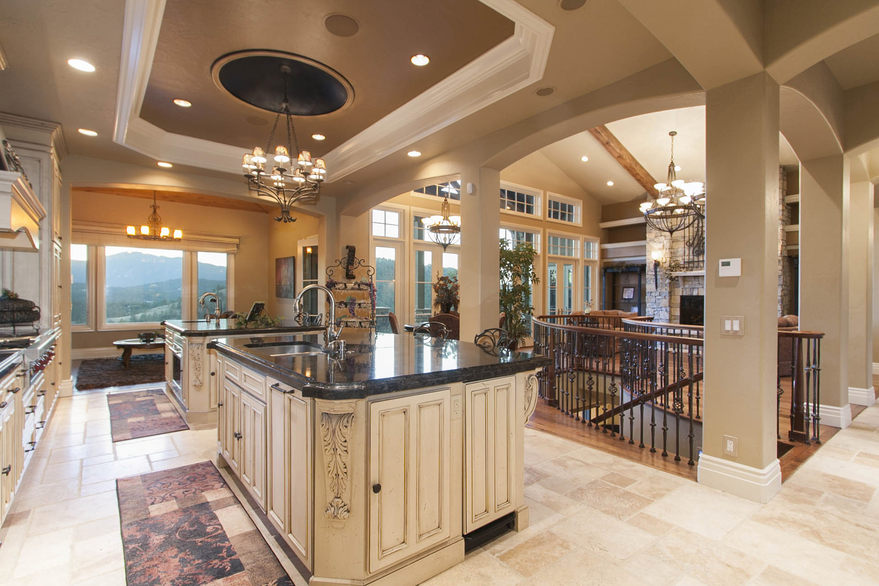 Property Of Custom Home With Incredible Views