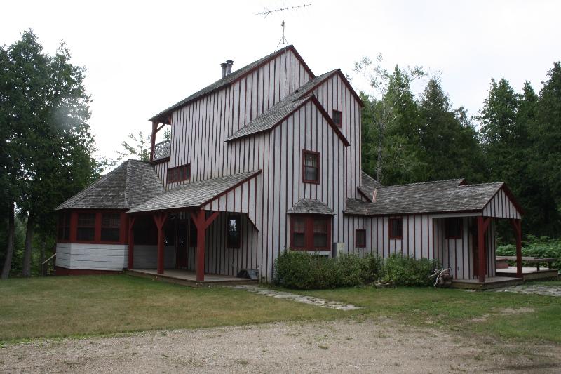Maison unifamiliale pour l Vente à 9842 Marshall's Point Lake Rd 9842 Marshall's Point Lake Road Sister Bay, Wisconsin 54234 États-Unis