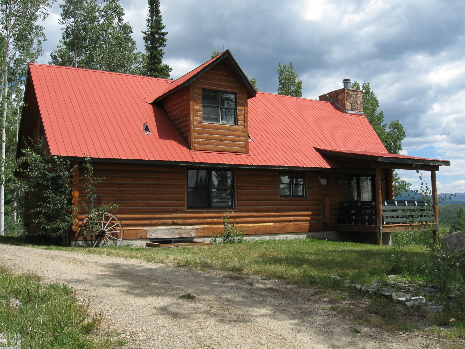 Single Family Home for Sale at ULTIMATE OUTDOOR ENTHUSIAST RETREAT! 58755 County Road 62 Clark, Colorado 80428 United States