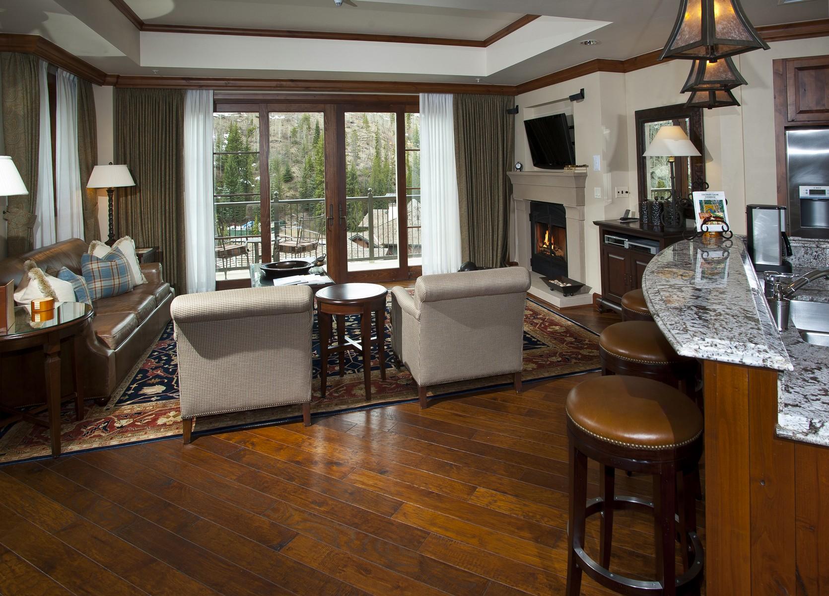 共管物業 為 出售 在 The Ritz Carlton Club, Vail 728 W. Lionshead Circle 429 Vail, 科羅拉多州, 81657 美國