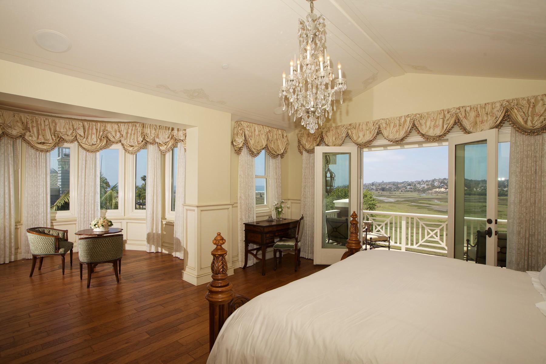 Maison unifamiliale pour l Vente à 206 Gibson Point Solana Beach, Californie 92075 États-Unis