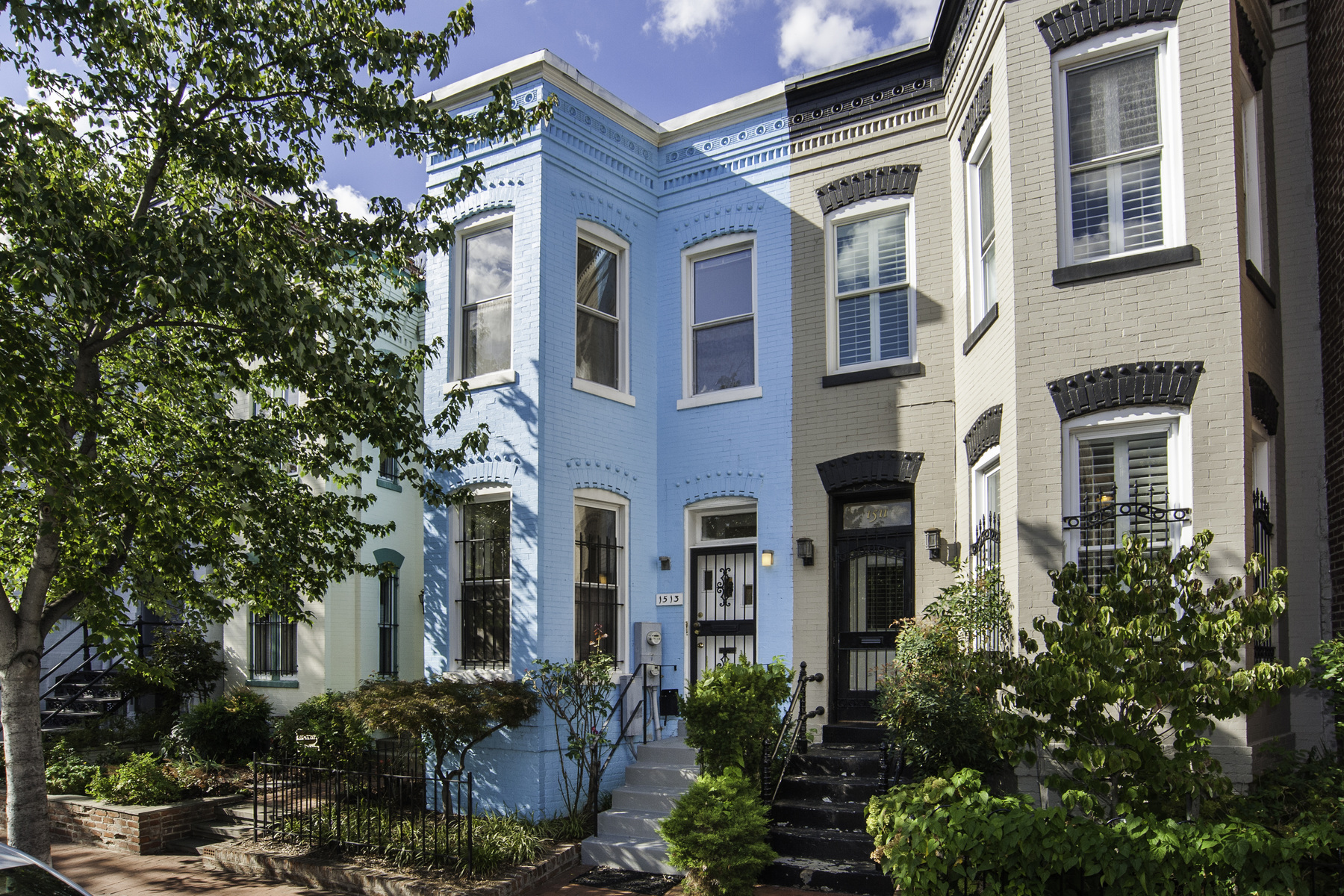 Townhouse for Sale at 1513 Church Street Nw, Washington Washington, District Of Columbia 20005 United States