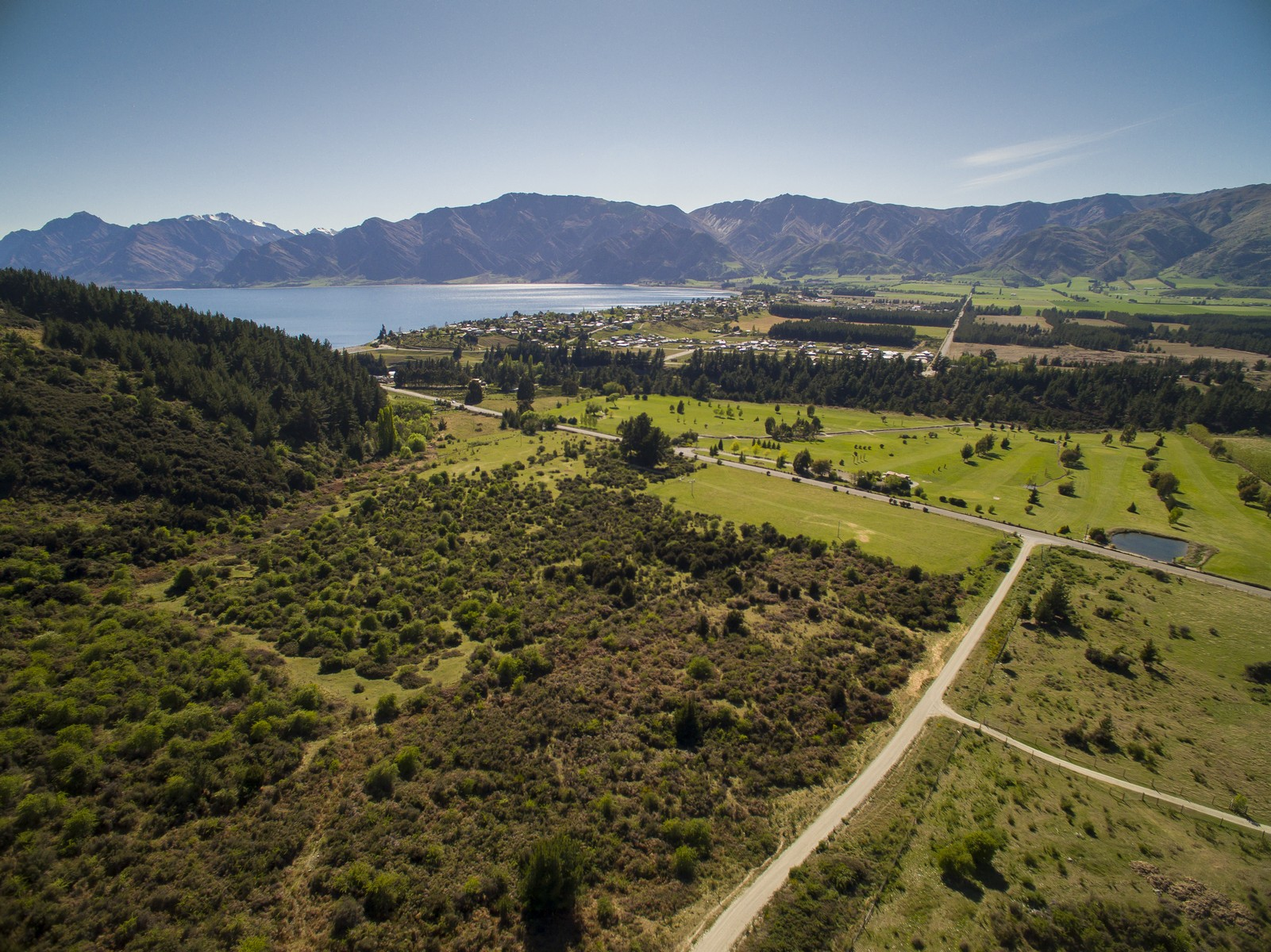 sales property at 1090 Wanaka-Lake Hawea Road