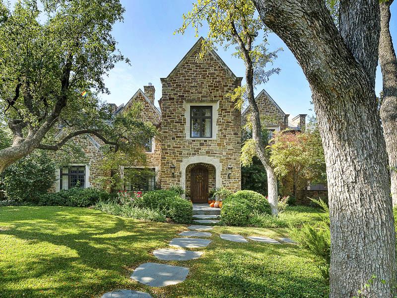 Vivienda unifamiliar por un Venta en 413 Crestwood 413 Crestwood Drive Fort Worth, Texas 76107 Estados Unidos