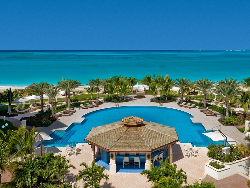 共管式独立产权公寓 为 销售 在 Seven Stars - Suite 1601/1602 Seven Stars Resort, Grace Bay, 普罗维登夏 特克斯和凯科斯群岛