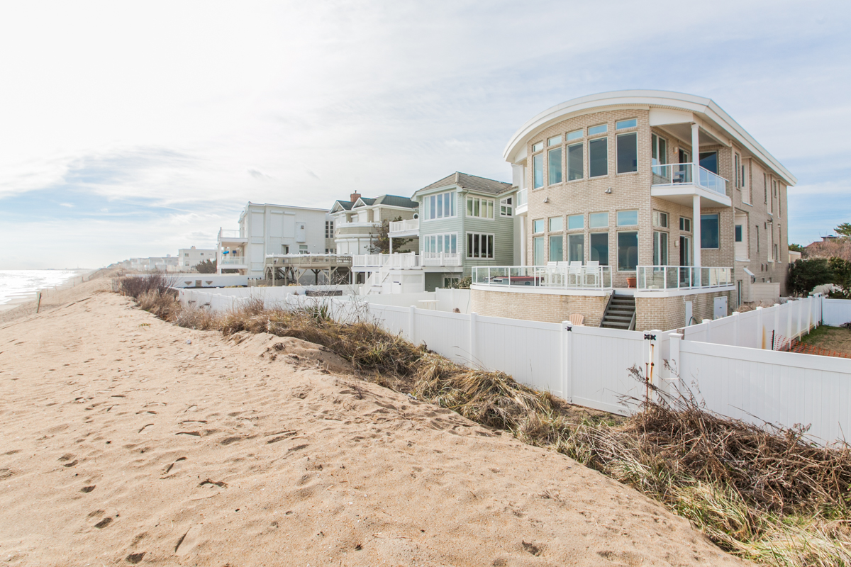Single Family Home for Sale at CROATAN 556 S. ATLANTIC AVE Virginia Beach, Virginia 23451 United States