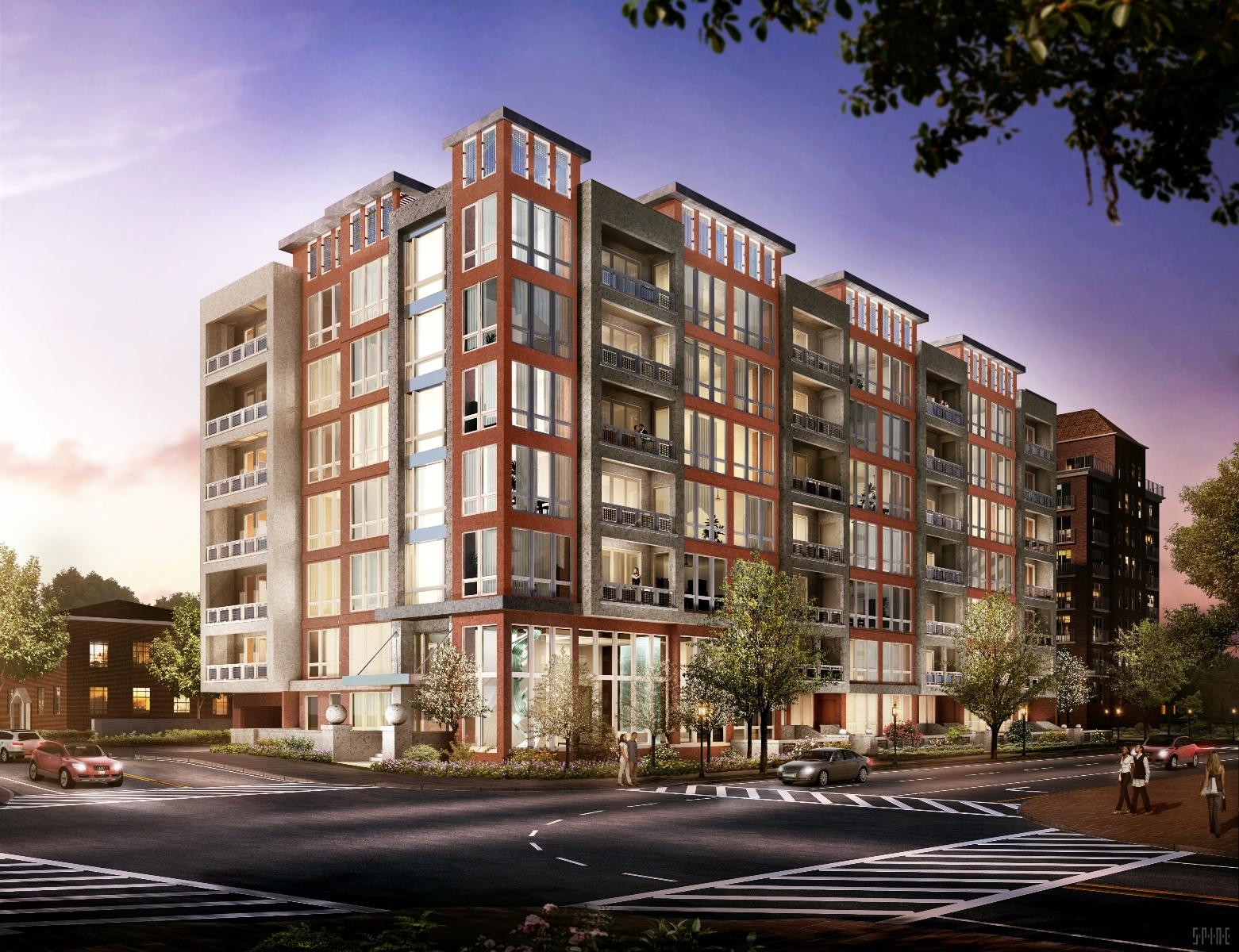 Property For Sale at 4901 Hampden Lane 401, Bethesda