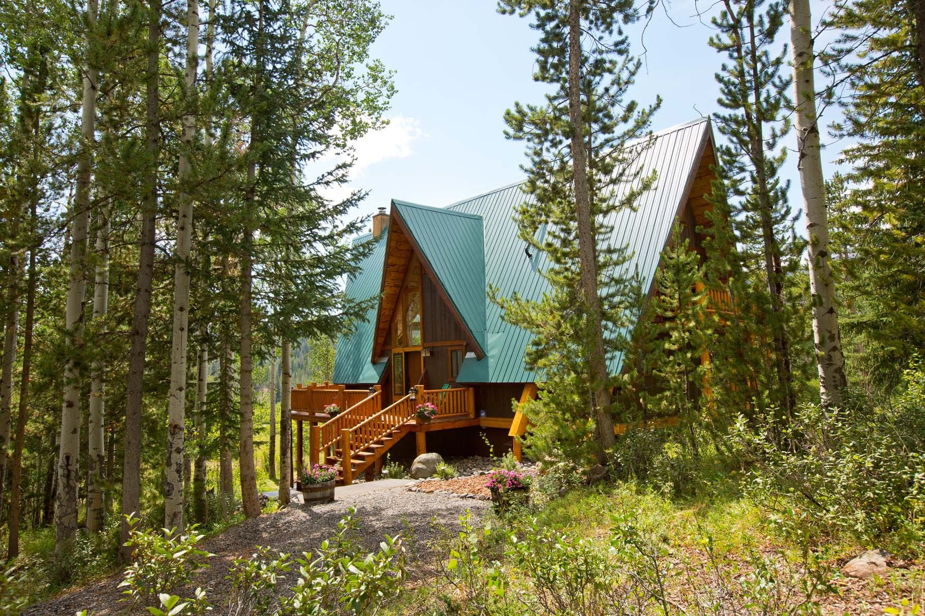 sales property at Cabin in the Woods