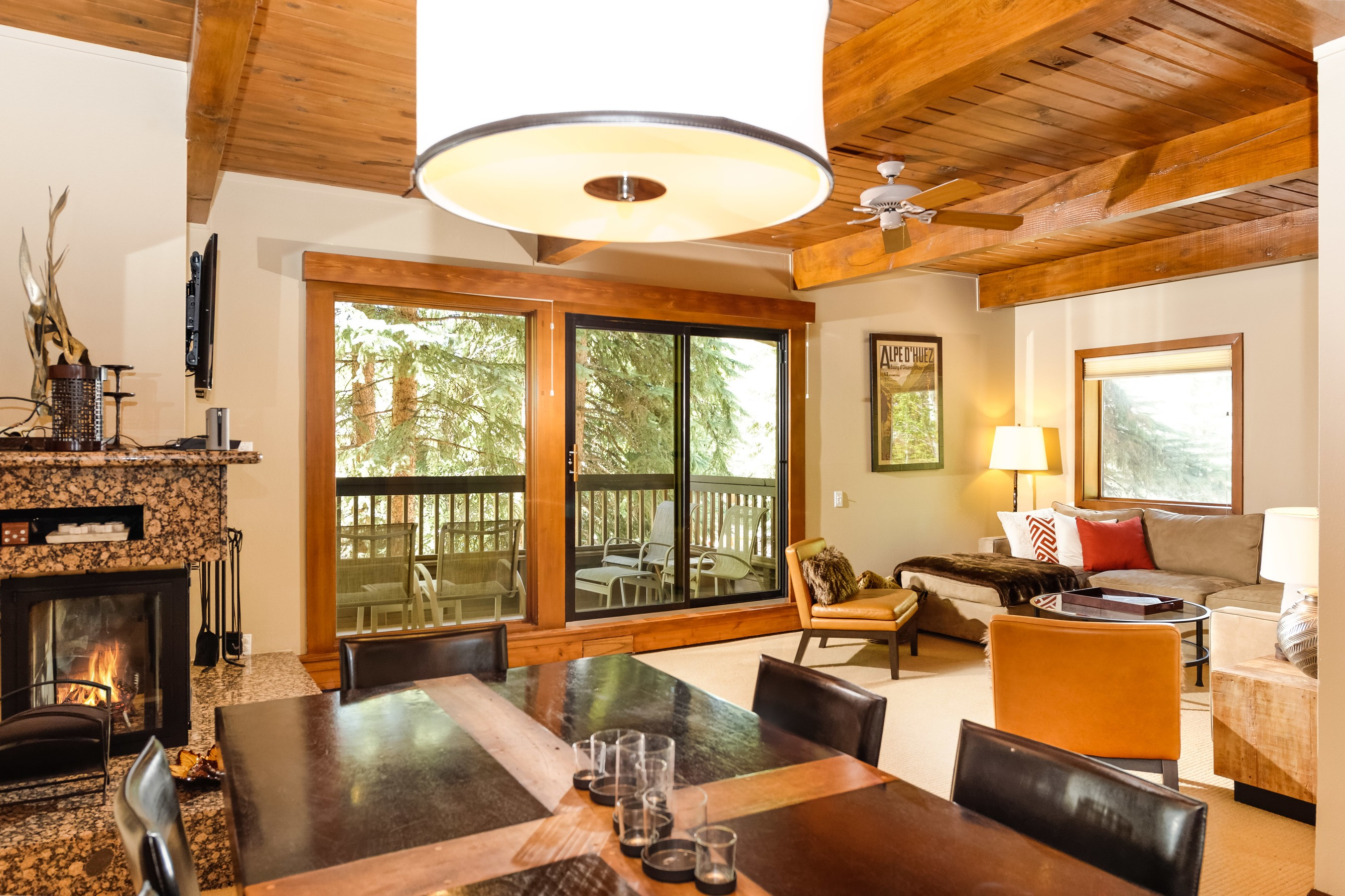 Condominium for Sale at The Gant A204 610 S. West End Street Unit A204 Aspen, Colorado, 81611 United States