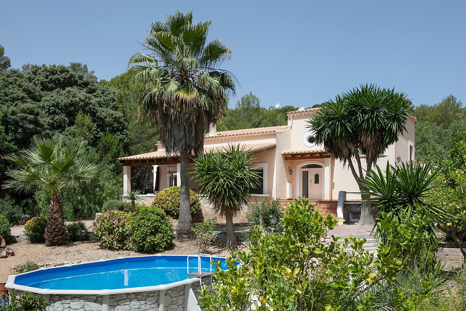 Casa para uma família para Venda às Enchanting Rural Estate close to Palma Esporles, Palma De Maiorca, 07190 Espanha