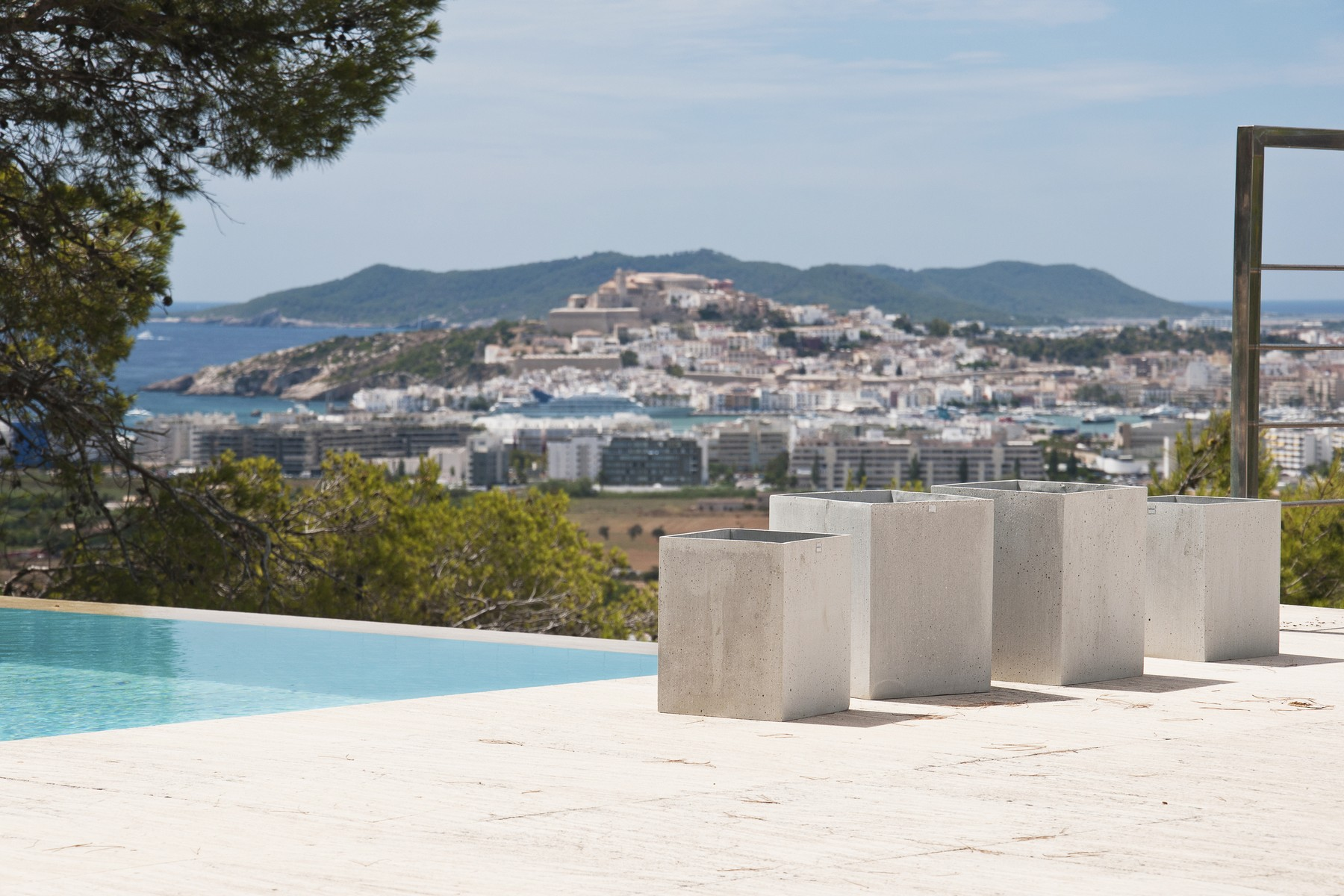 Single Family Home for Sale at Designer Villa In Top Location Ibiza, Ibiza, 07819 Spain